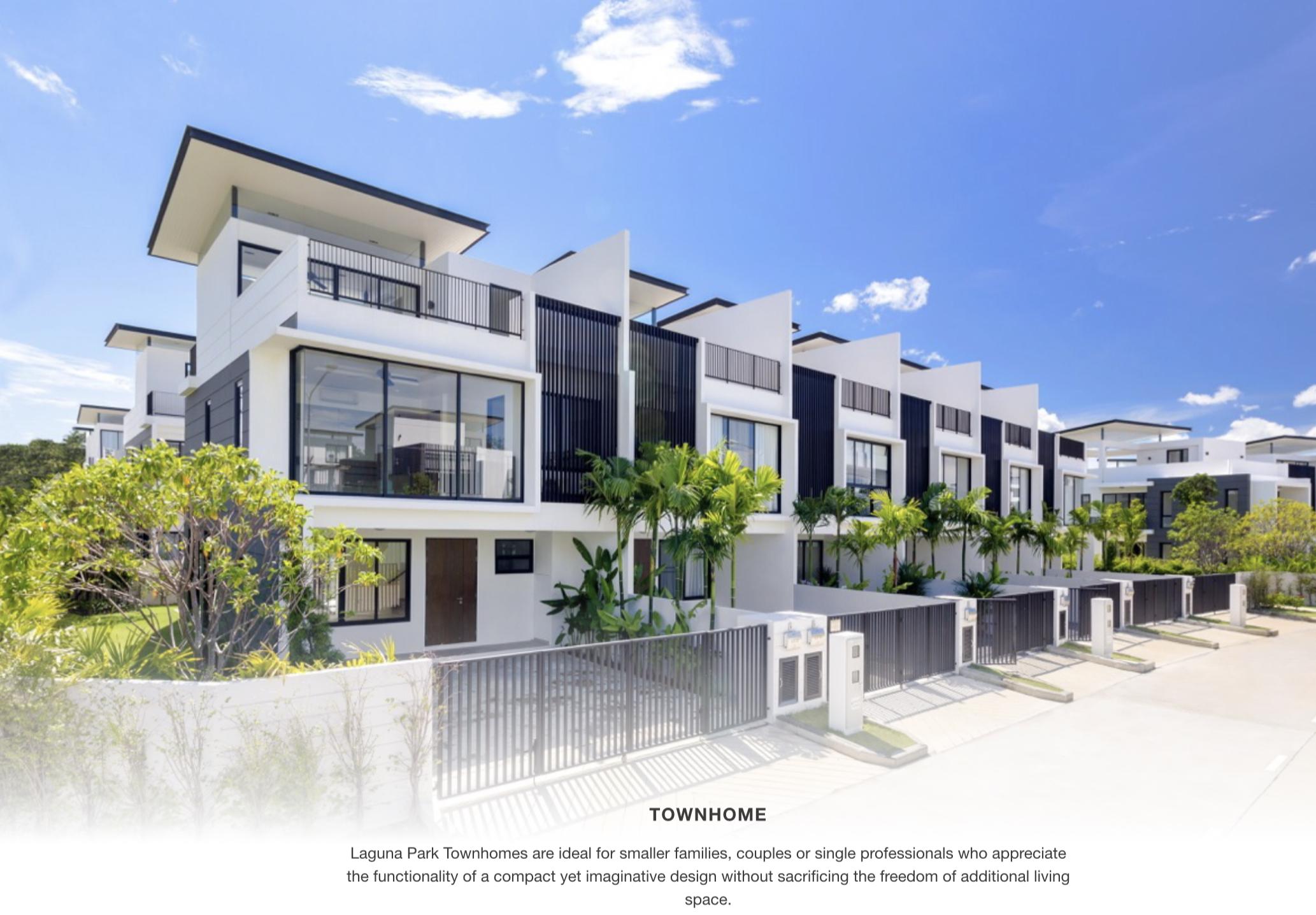 Luxus Laguna Townhome 5-Sterne-Wohnen