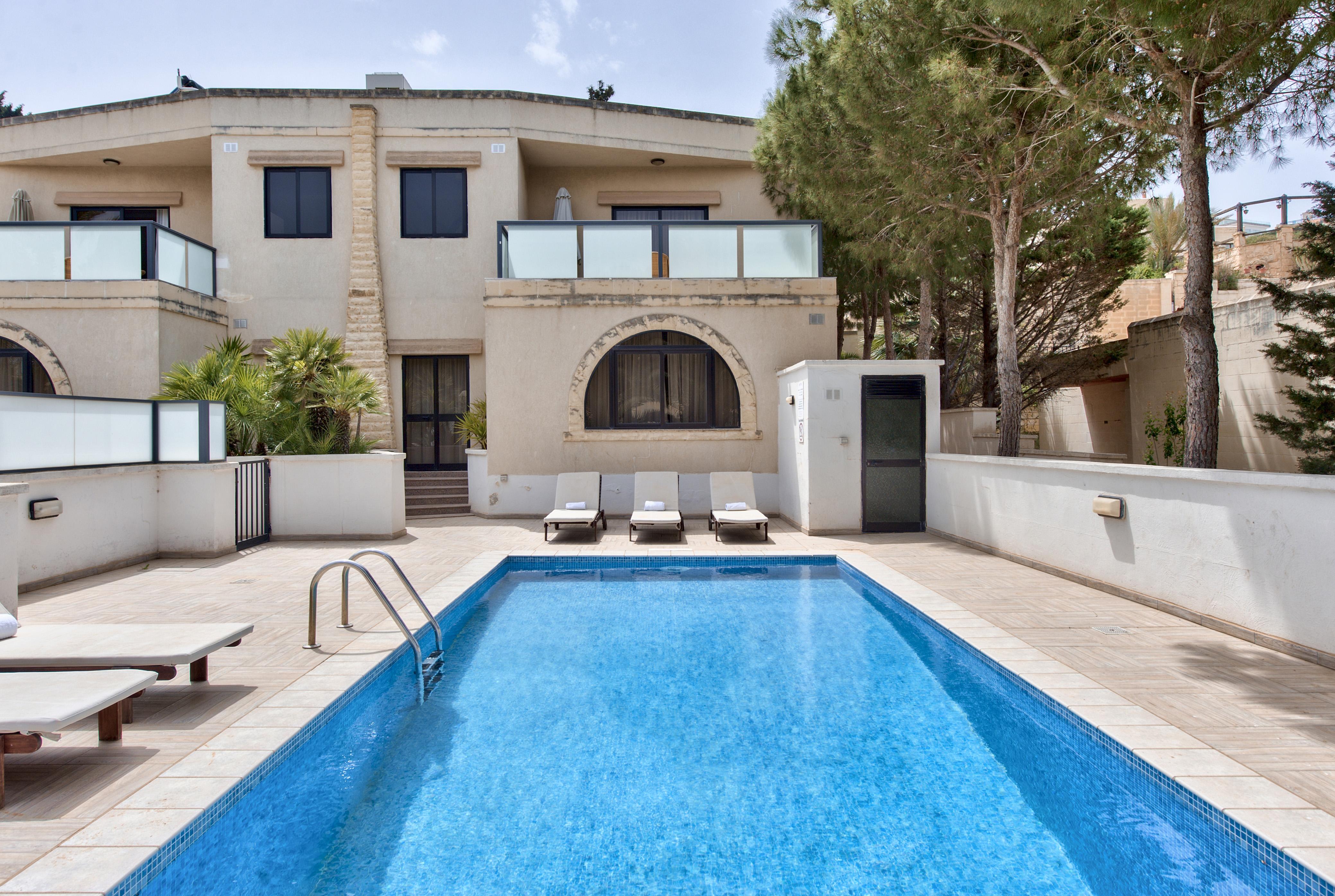 Villa Stephanotis Villa mit drei Schlafzimmern in St Maria Estate Mellieha