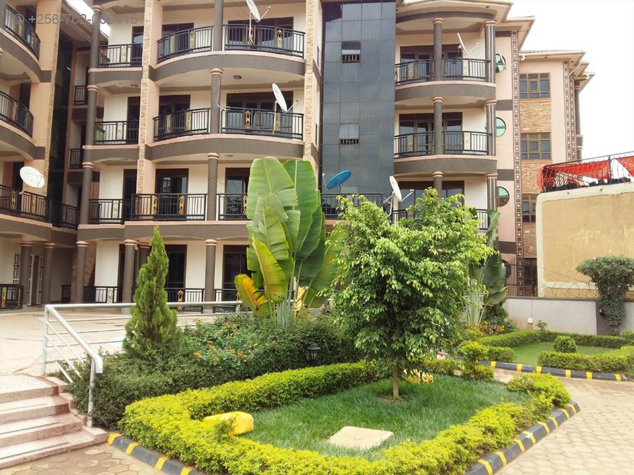 Eine wundervolle voll moblierte Wohnung in Kampala Ferienwohnung in Uganda