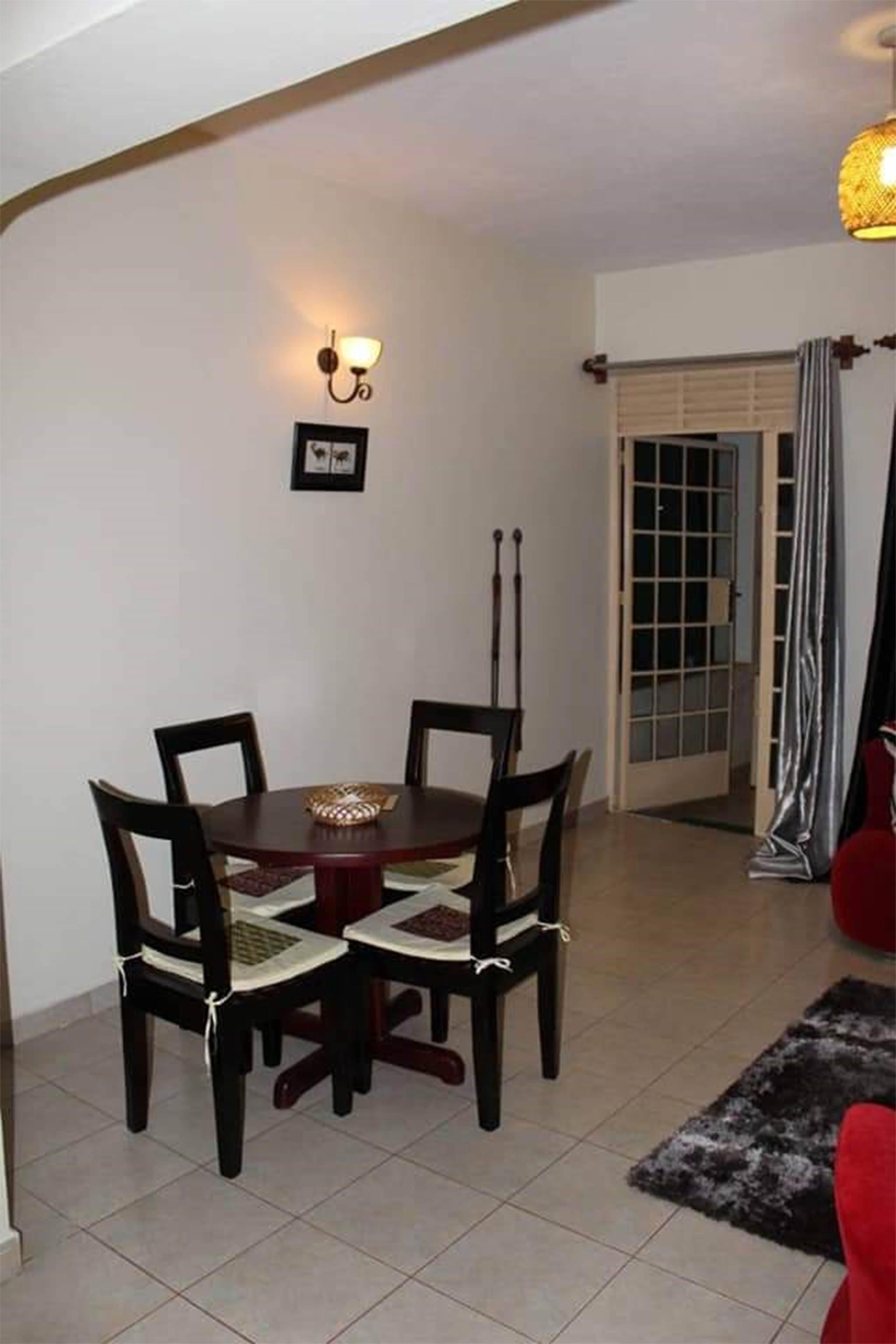 Eine wundervolle Wohnung in der Stadt Kampala Ferienwohnung in Uganda