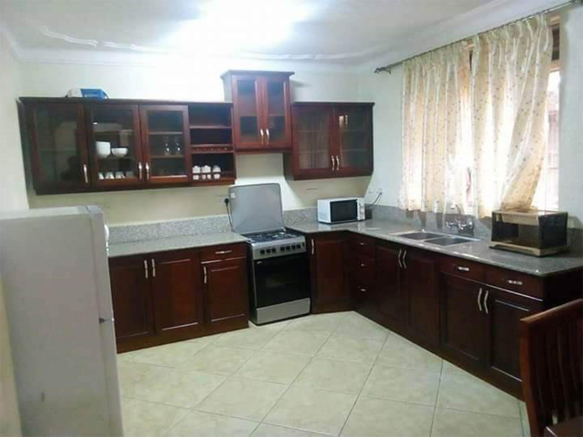 Eine voll moblierte Wohnung in der Stadt Kampala Ferienwohnung in Uganda