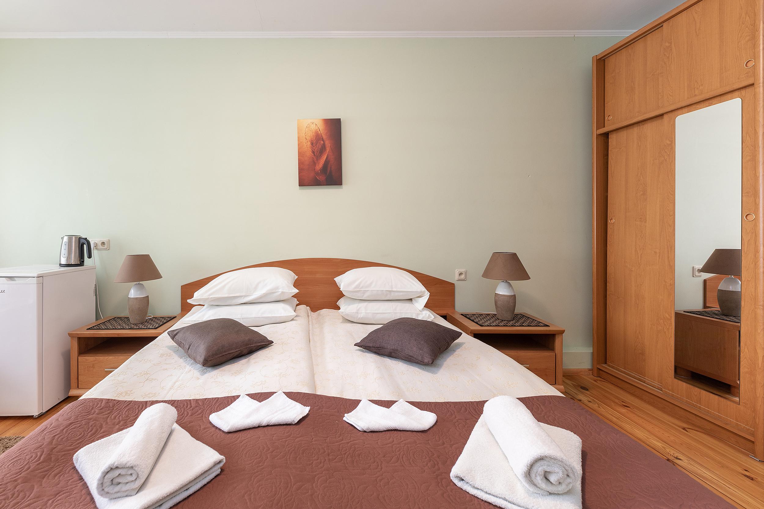 Valensija Standard Zweibettzimmer