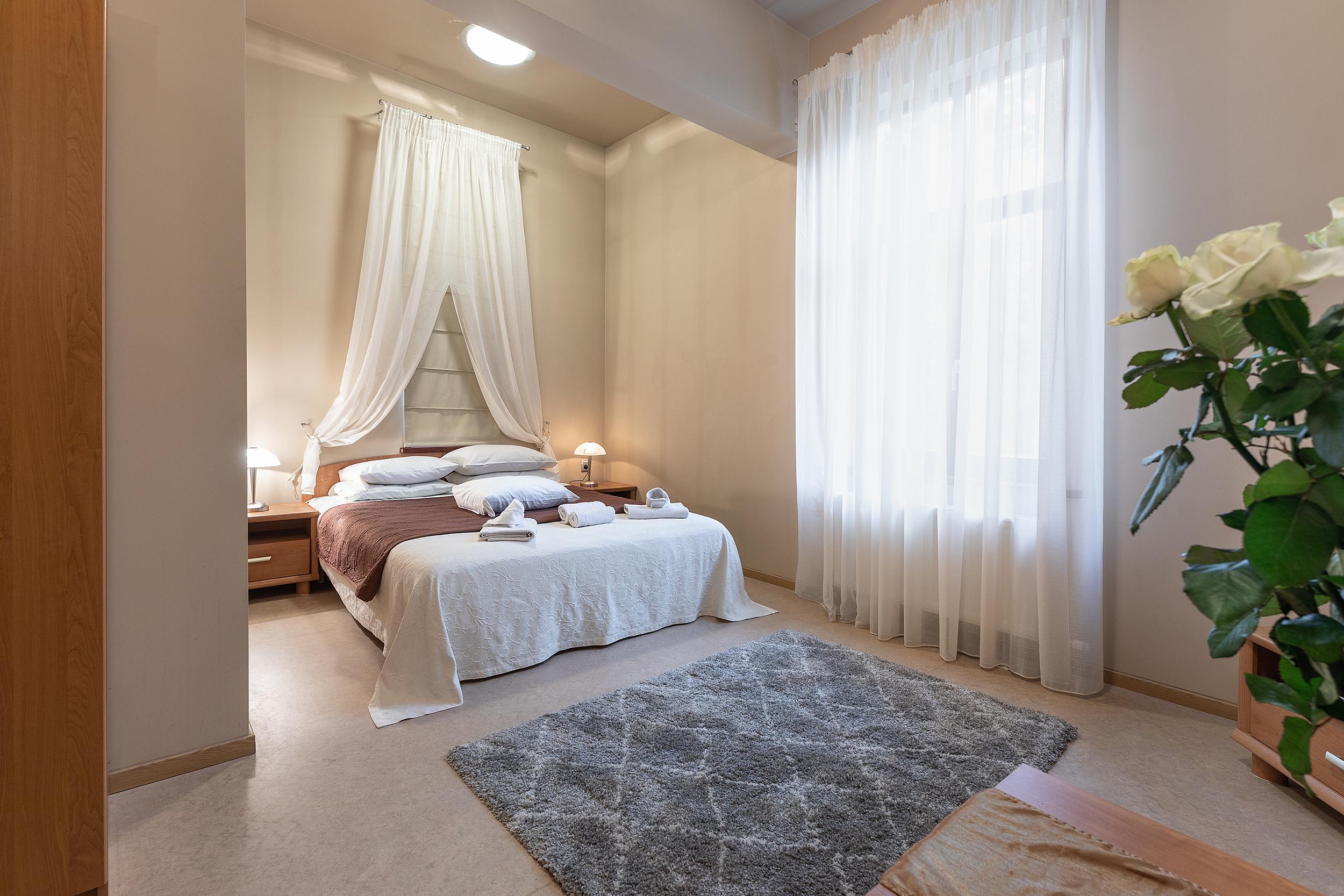 Valensija Suite fur zwei in einem schonen Hotel