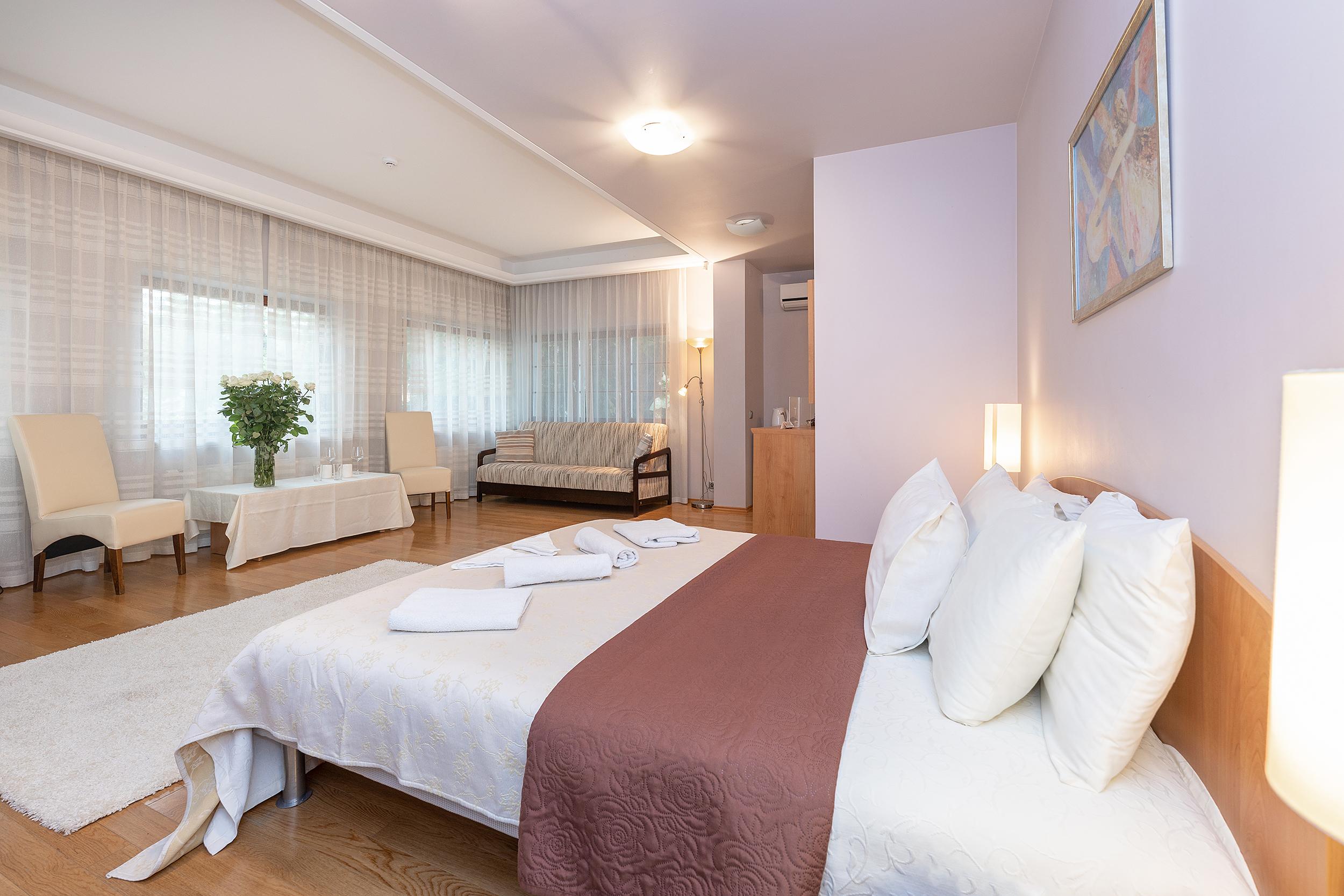Valensija Grose Suite Wohnung