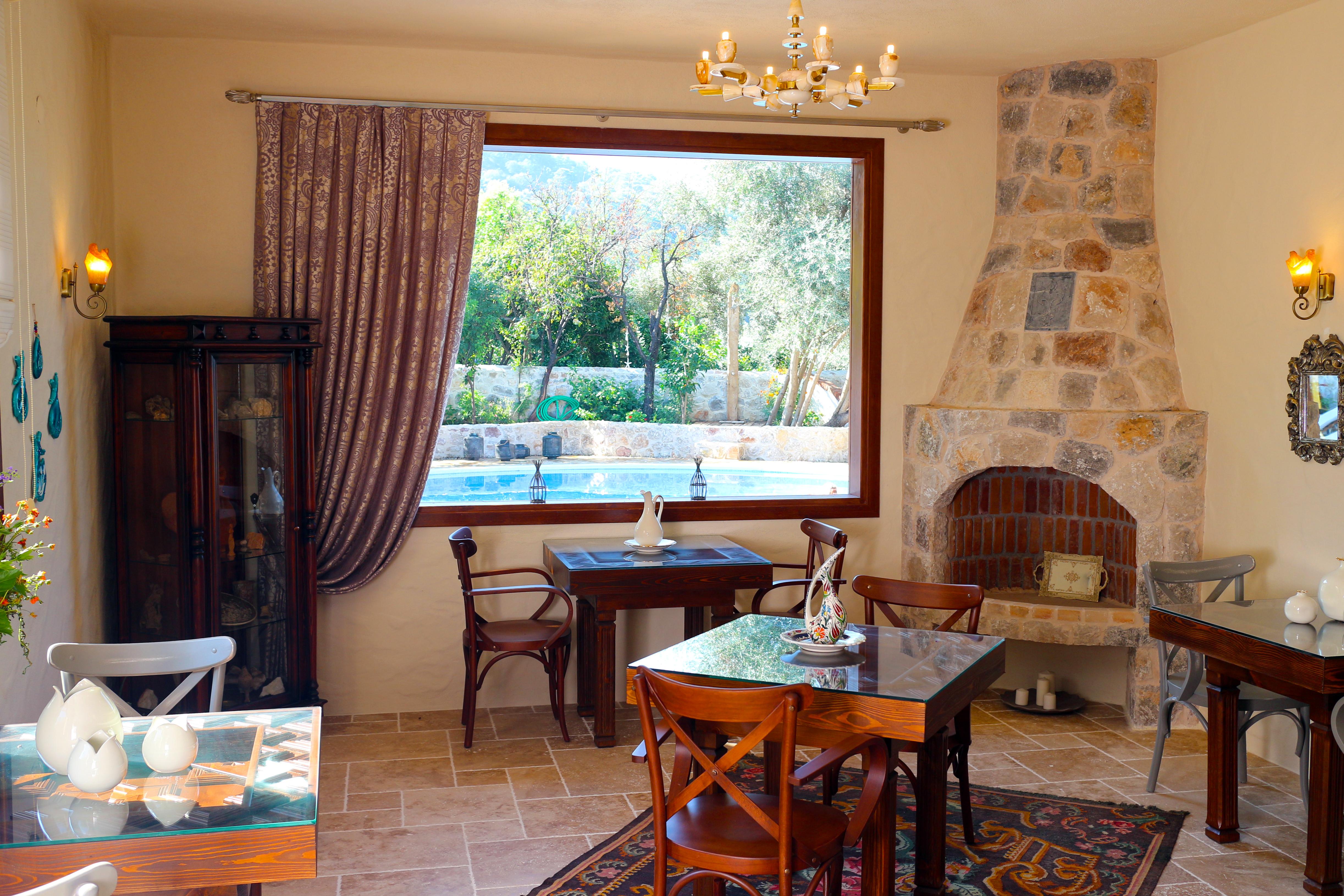 Appartement de vacances Luxuriöse Unterkunft und persönliches Ambiente in unzerstörter Natur. (2636883), Fethiye, , Région Egéenne, Turquie, image 9