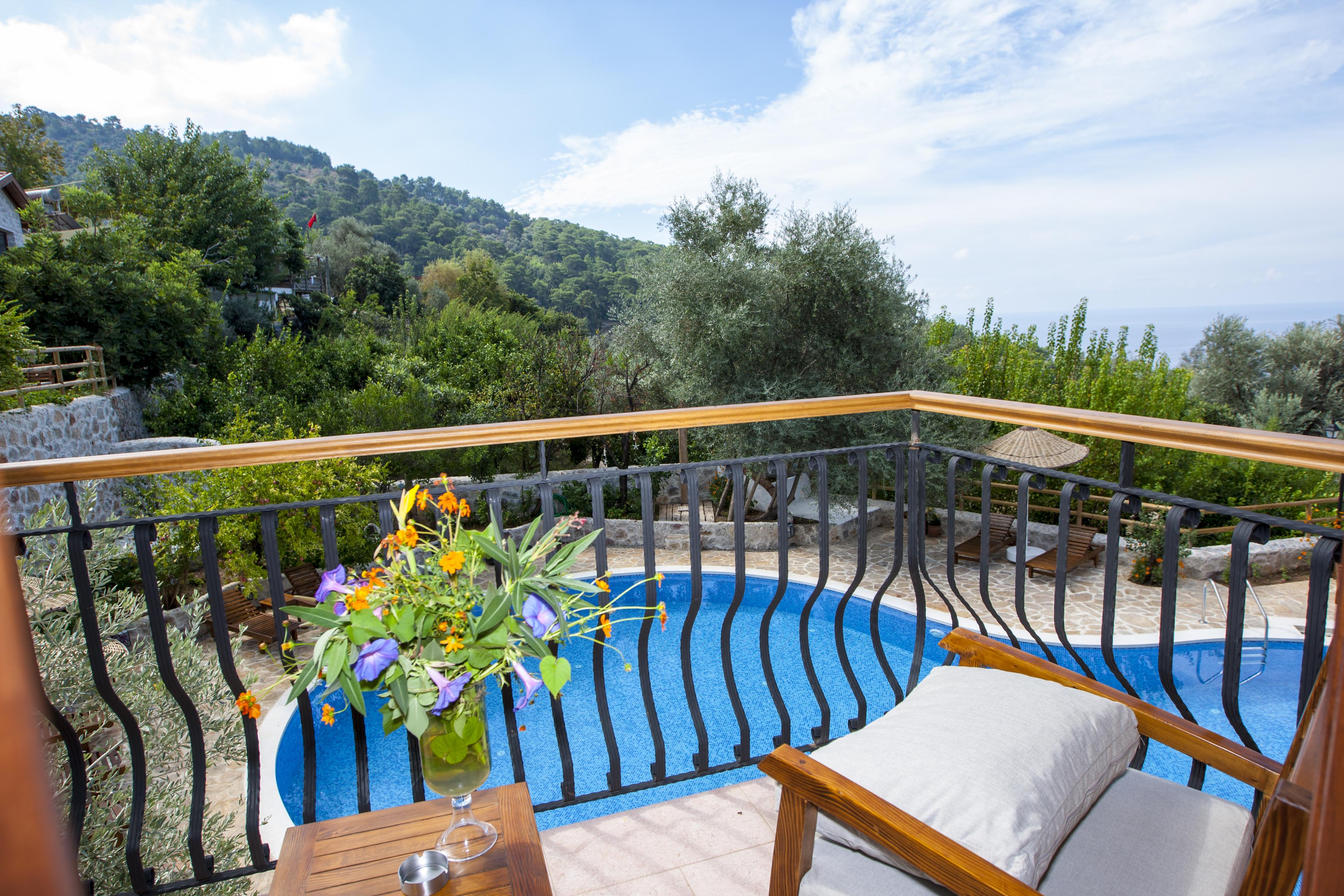 Appartement de vacances Luxuriöse Unterkunft und persönliches Ambiente in unzerstörter Natur. (2636883), Fethiye, , Région Egéenne, Turquie, image 10