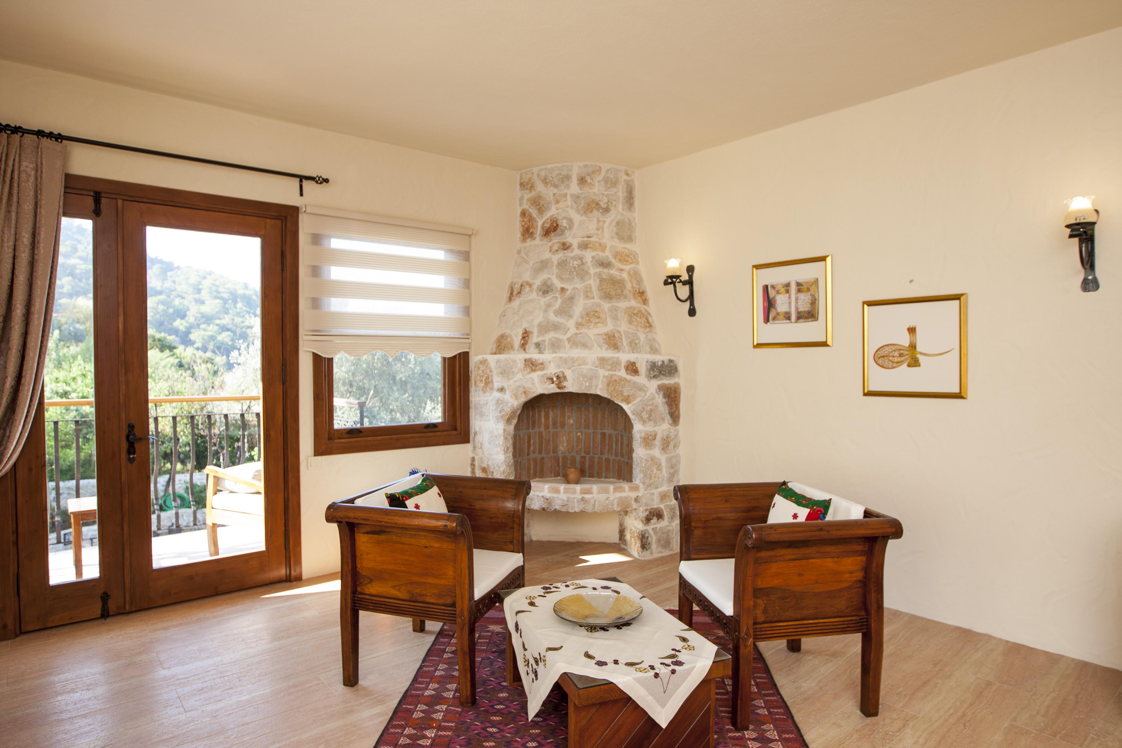 Appartement de vacances Luxuriöse Unterkunft und persönliches Ambiente in unzerstörter Natur. (2636883), Fethiye, , Région Egéenne, Turquie, image 11