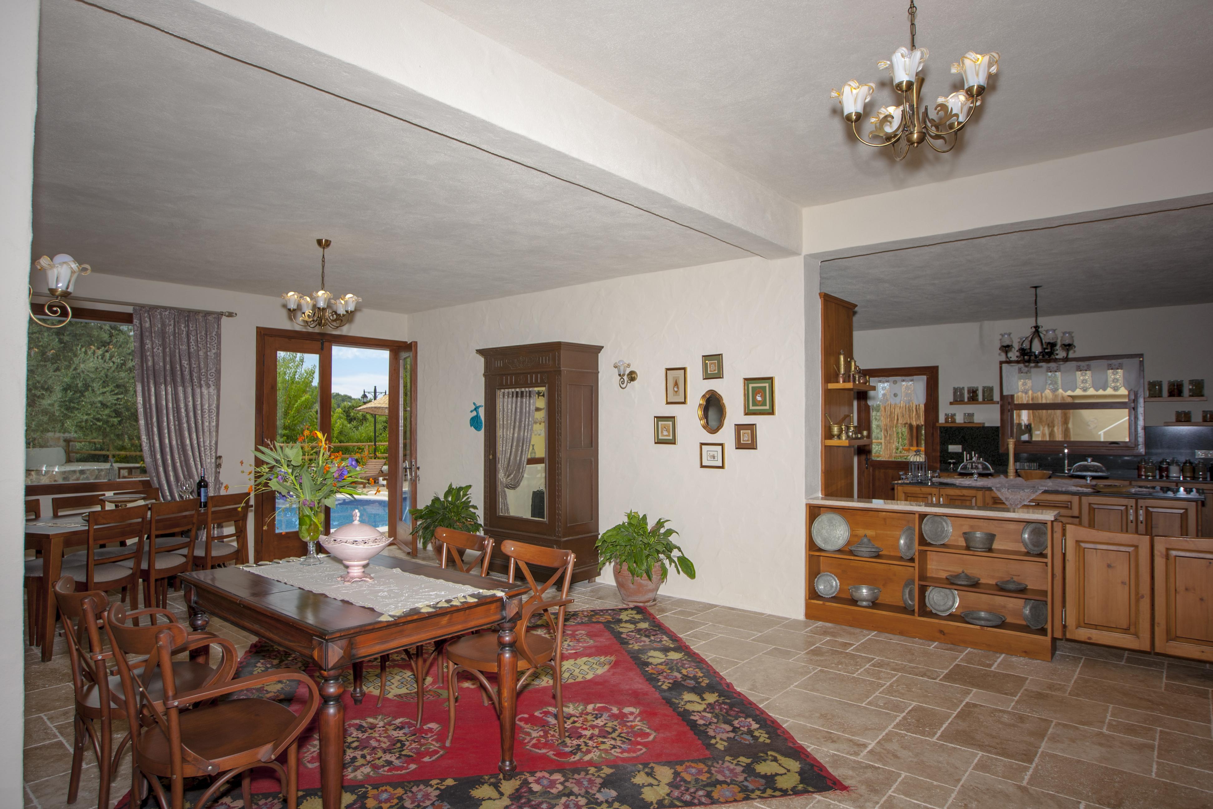 Appartement de vacances Luxuriöse Unterkunft und persönliches Ambiente in unzerstörter Natur. (2636883), Fethiye, , Région Egéenne, Turquie, image 8