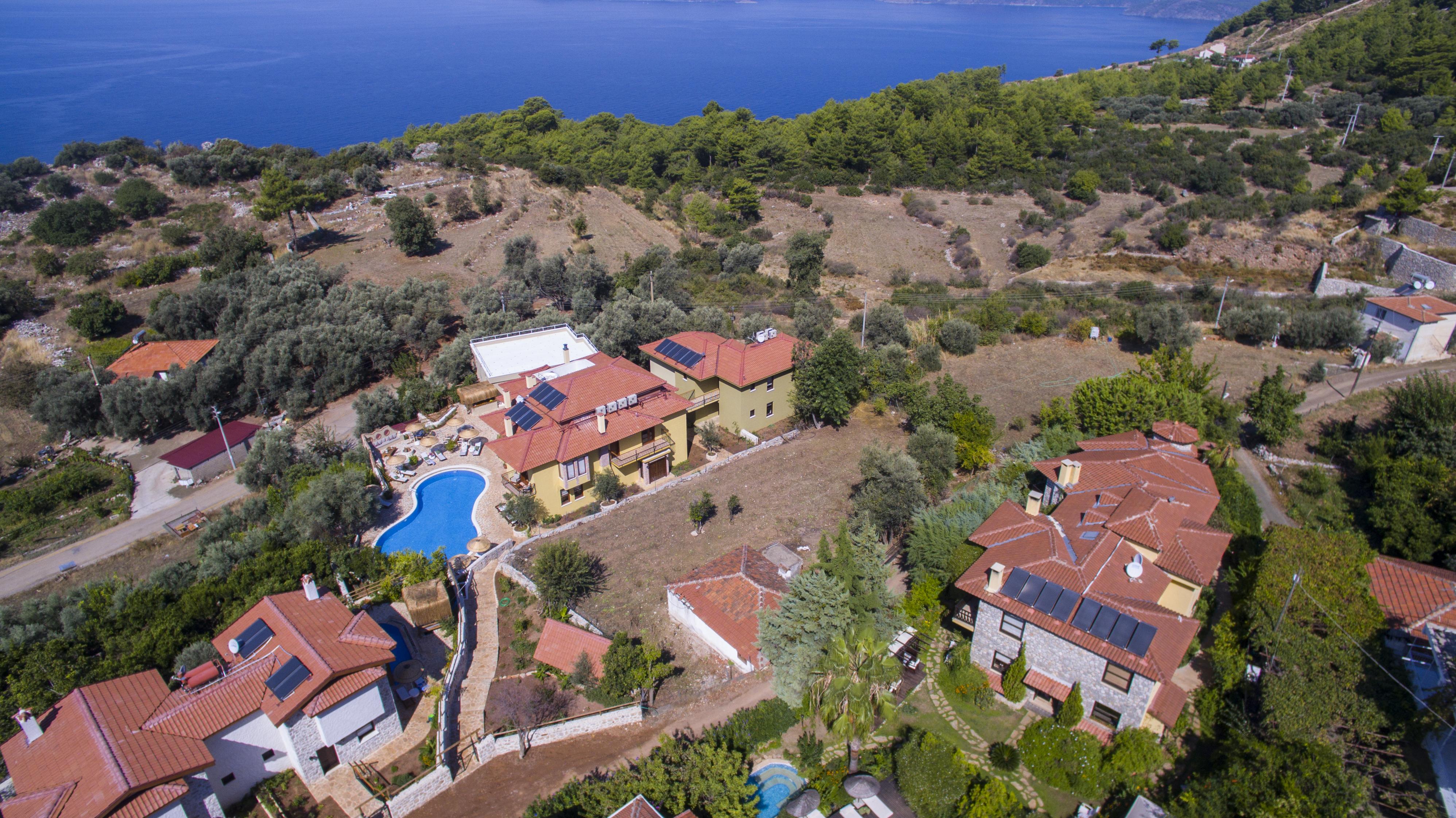 Appartement de vacances Luxuriöse Unterkunft und persönliches Ambiente in unzerstörter Natur. (2636883), Fethiye, , Région Egéenne, Turquie, image 6