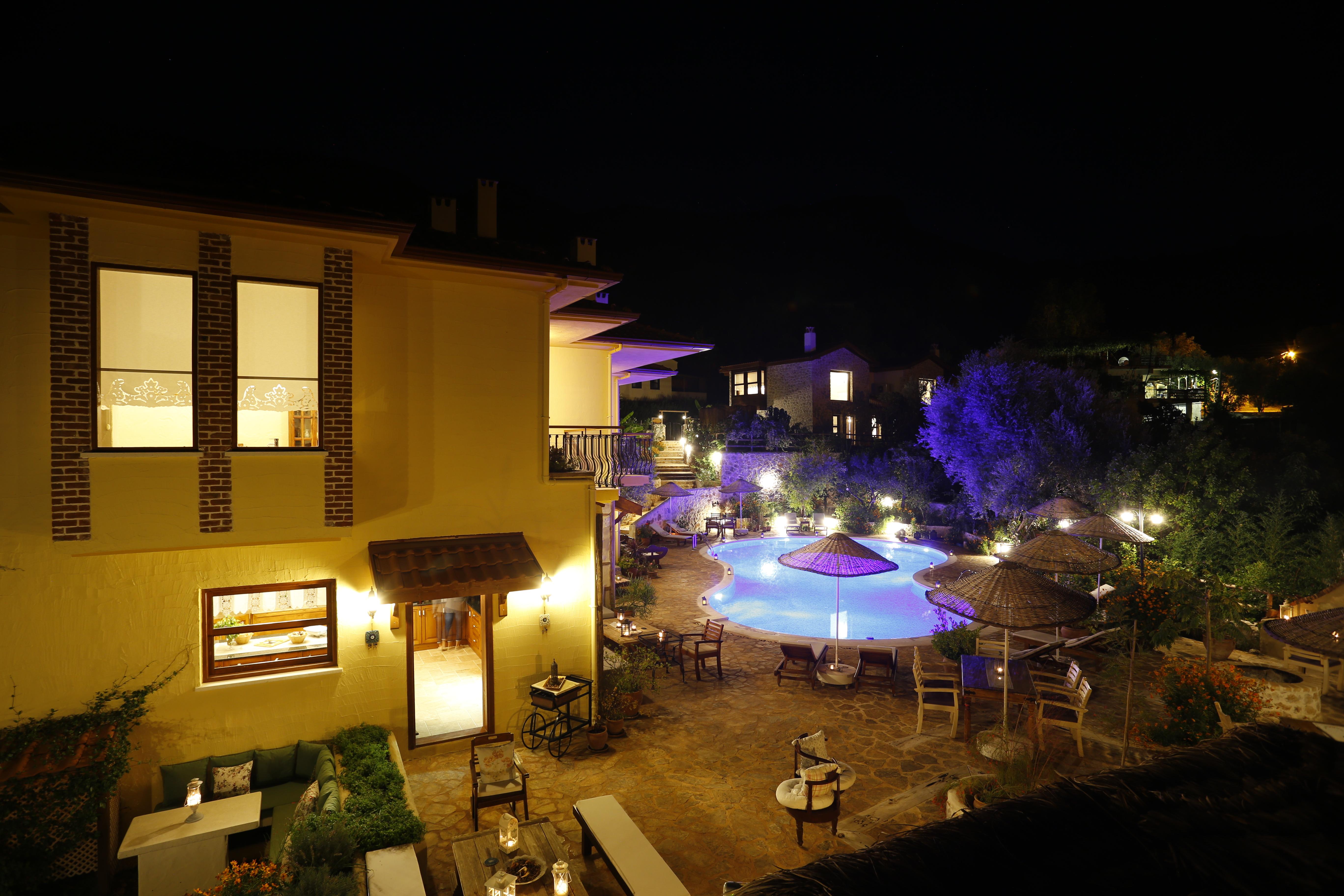 Appartement de vacances Luxurise Unterkunft und persnliches Ambiente in unzerstrter Natur (2124814), Fethiye, , Région Egéenne, Turquie, image 14