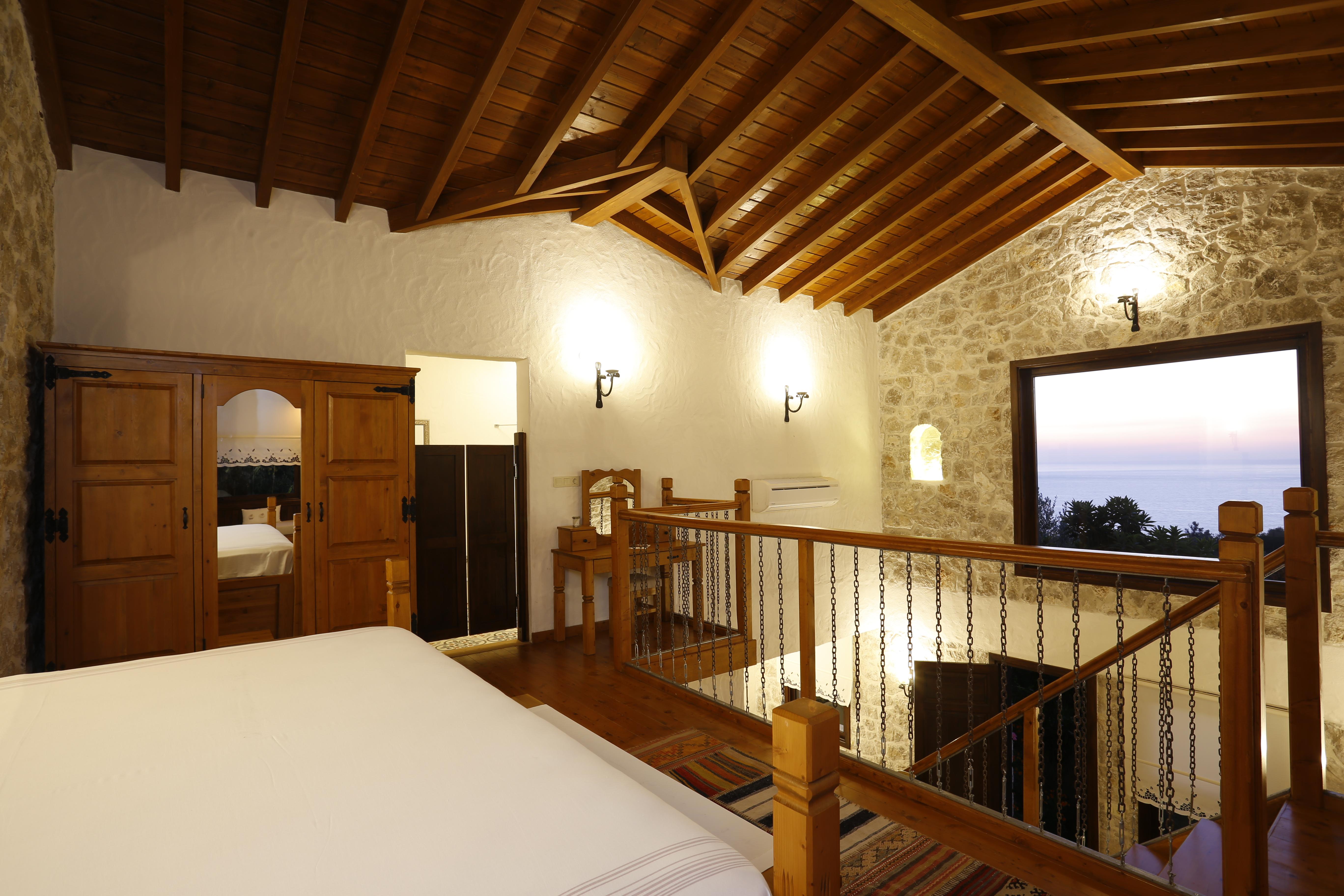Appartement de vacances Luxuriöse Unterkunft und persönliches Ambiente in unzerstörter Natur. (2124814), Fethiye, , Région Egéenne, Turquie, image 13