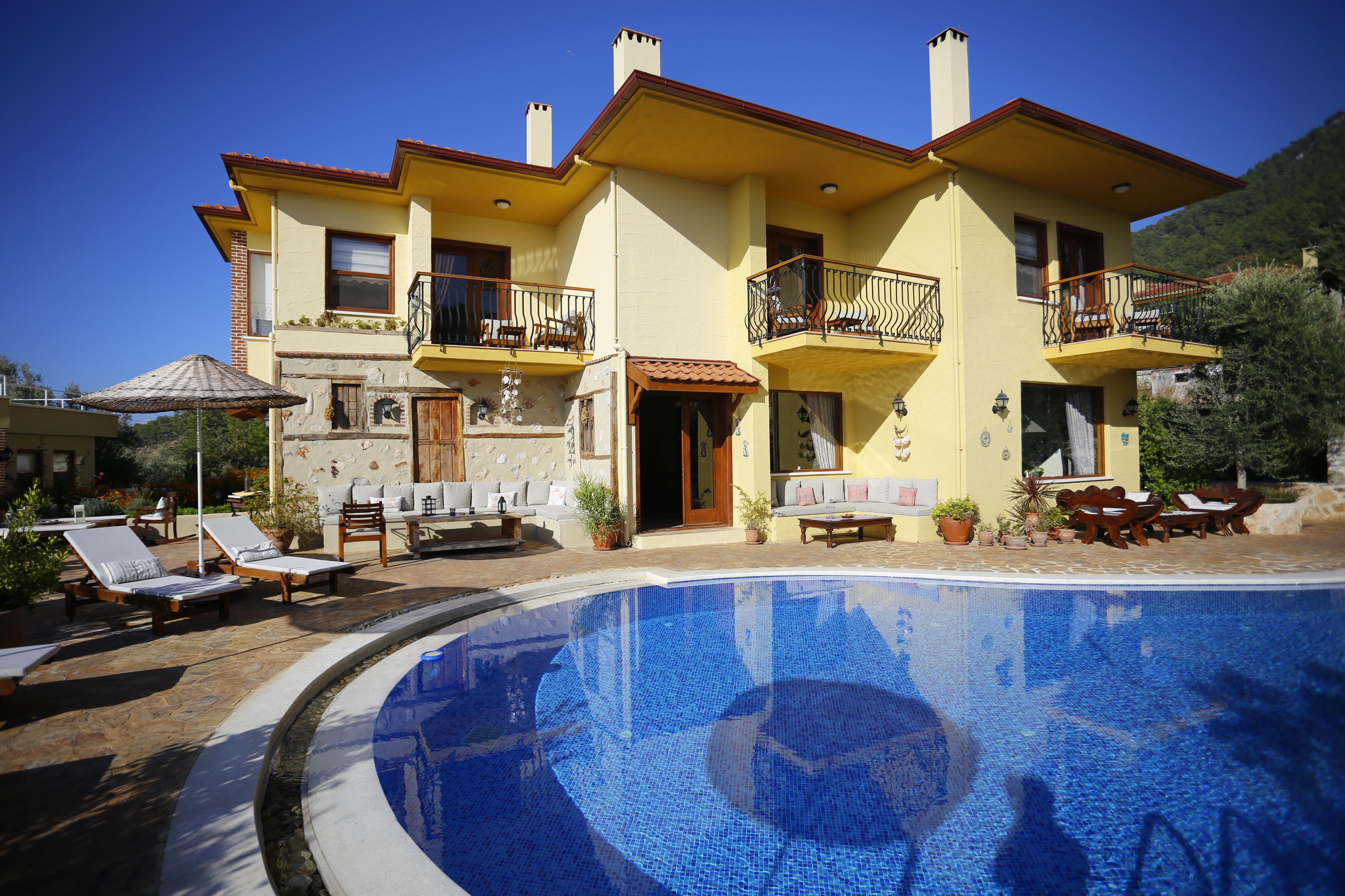 Appartement de vacances Luxuriöse Unterkunft und persönliches Ambiente in unzerstörter Natur. (2124814), Fethiye, , Région Egéenne, Turquie, image 1