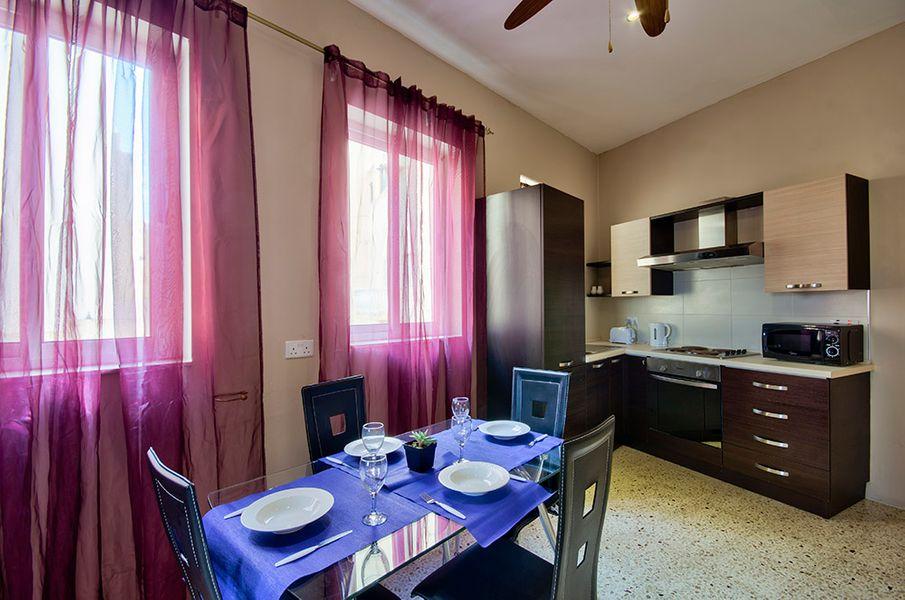 Off the Ferries Sliema 2-bedroom Apartment