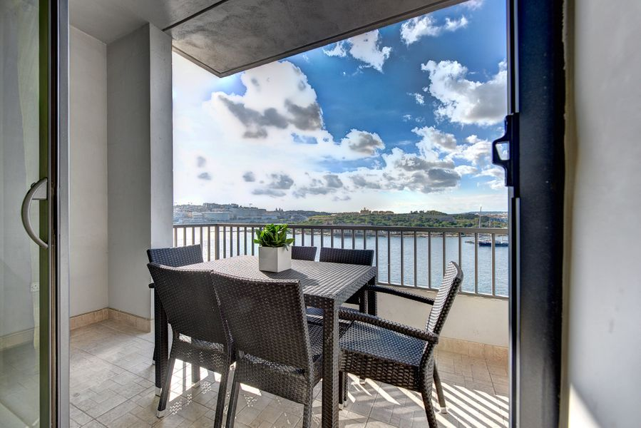 Exceptional Tigne Seafront 4-bedroom Apartment