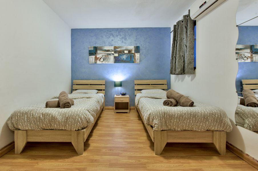 St Julian Seafront Duplex 4-bedroom Apartment