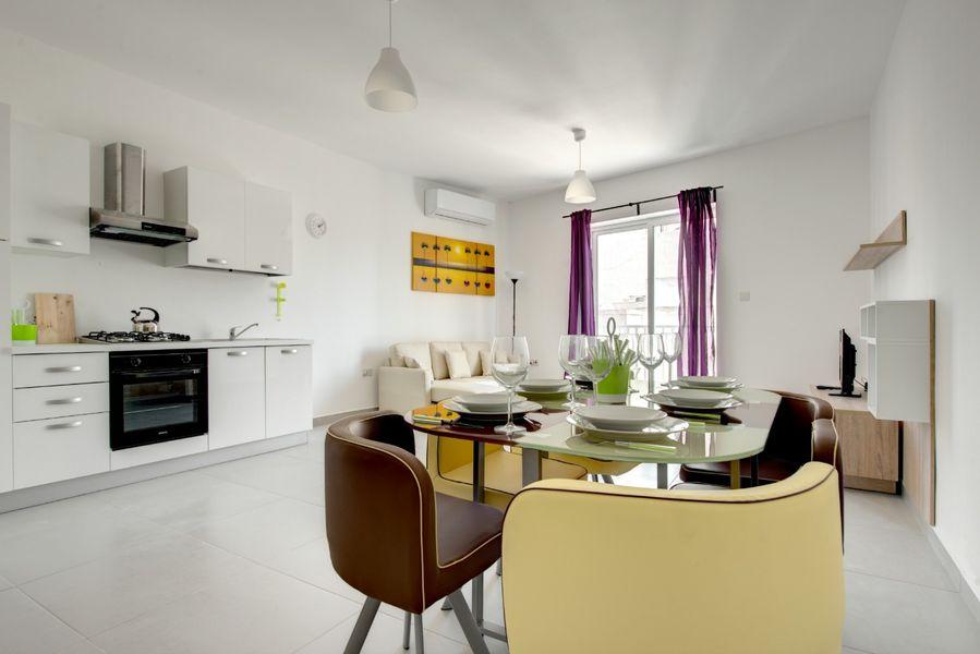 Delfin 2-Bedroom Apartment