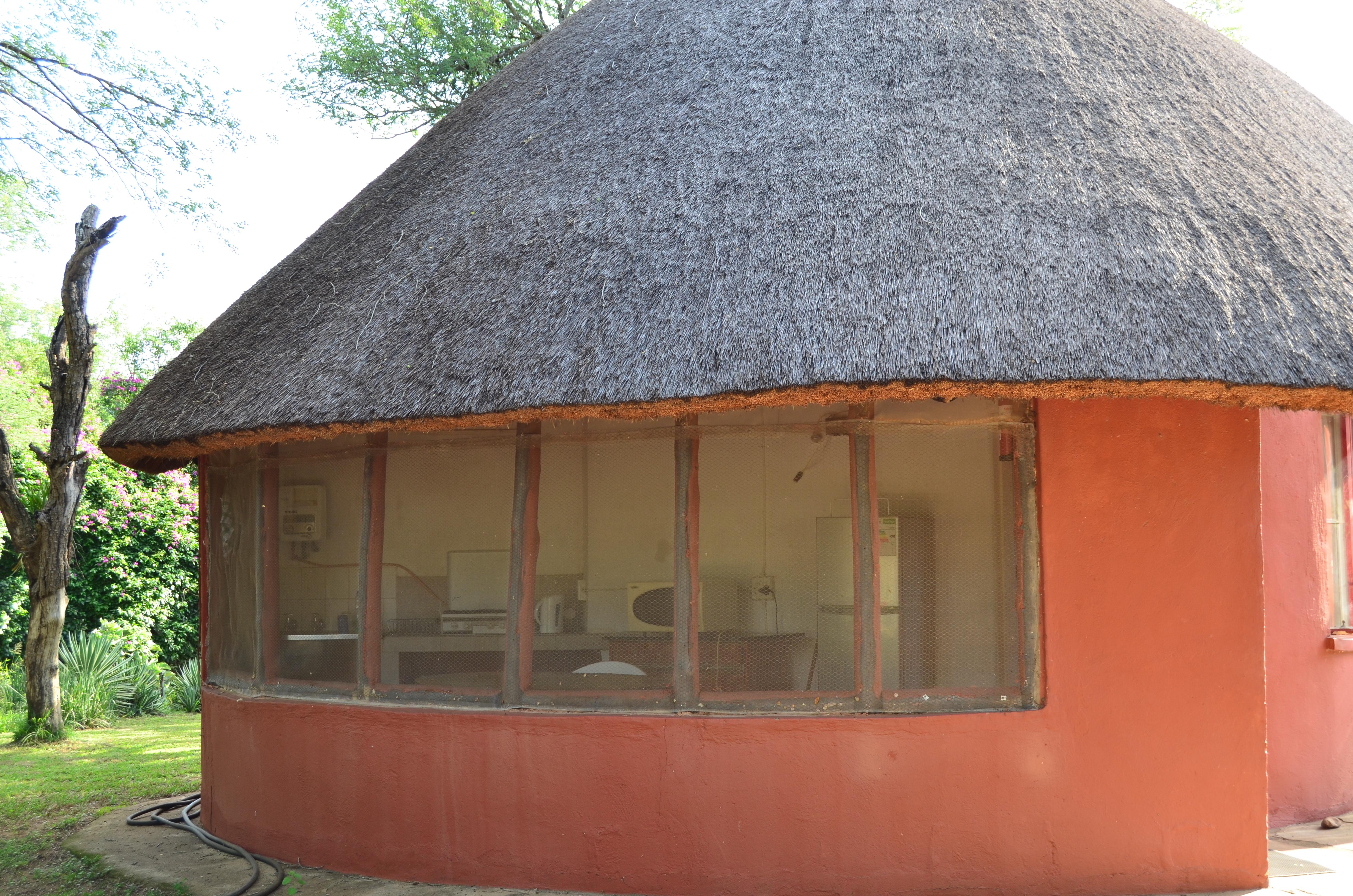 Amanzimlotzi Riverside Bush Camp Ferienhaus in Südafrika