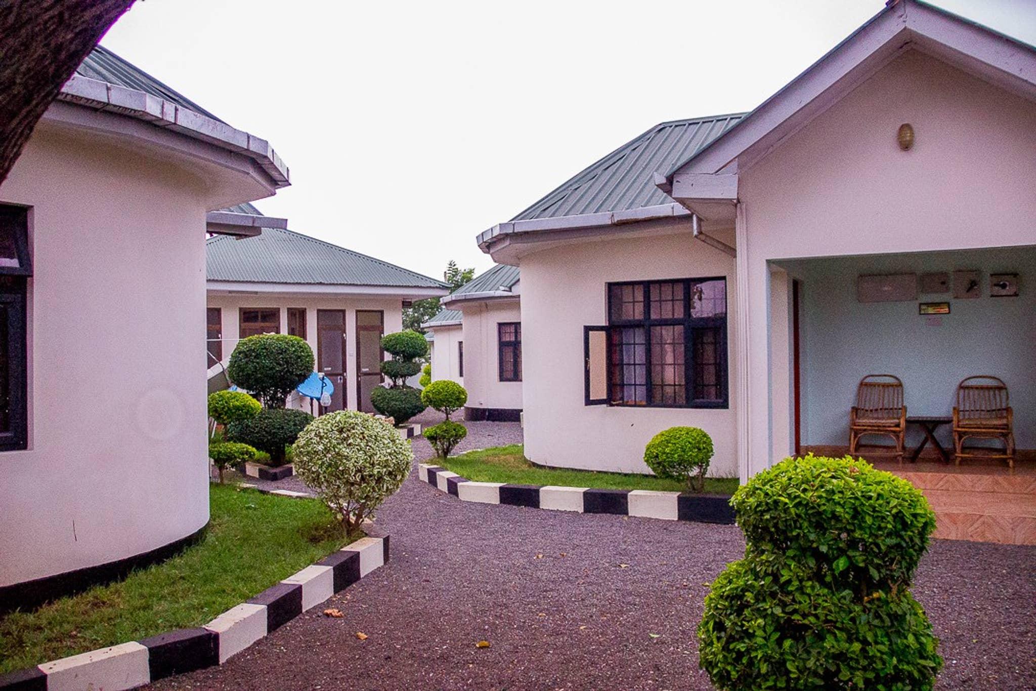 Erstaunliche Unterkunft in der Arusha Furaha Lodge  in Tansania