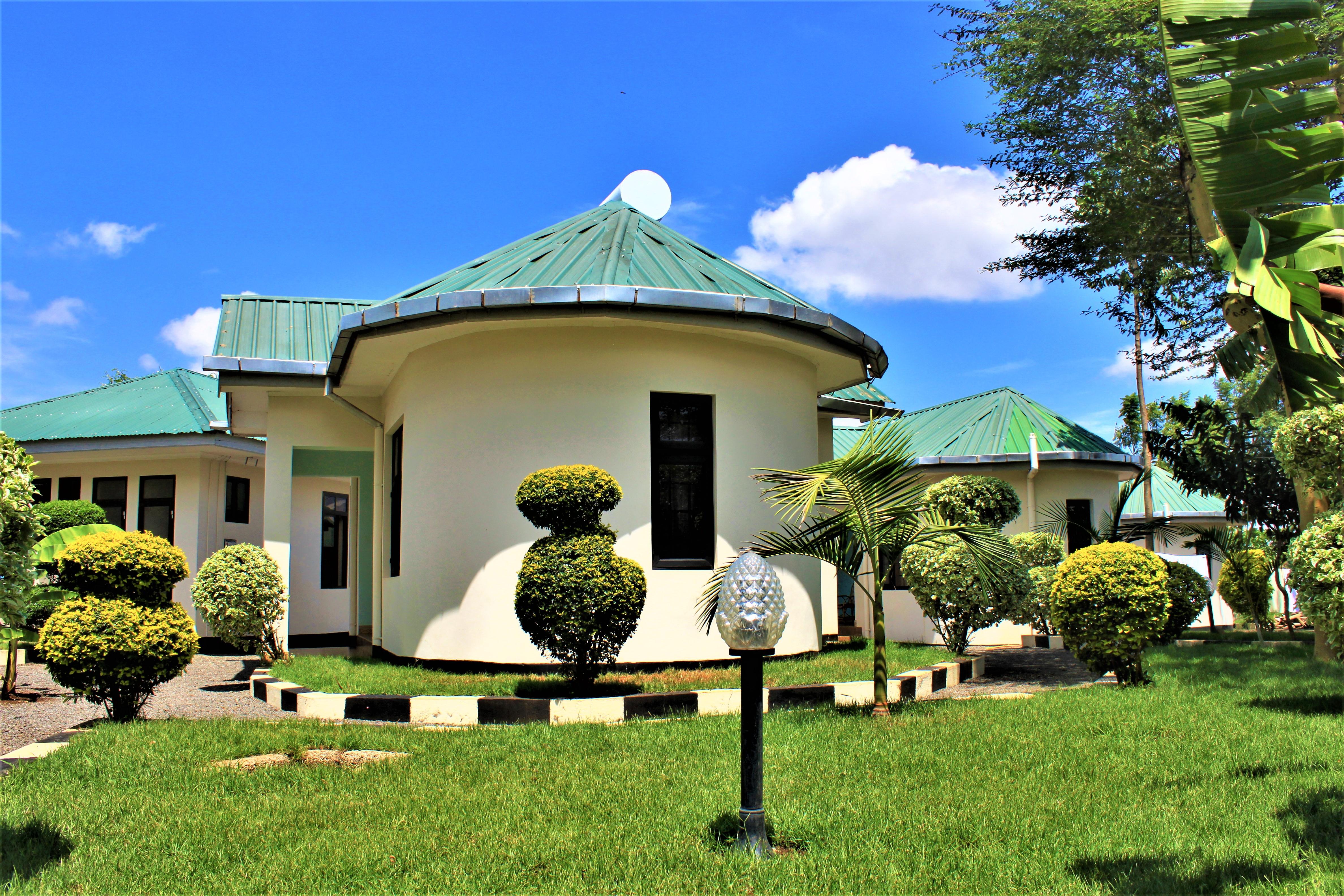 Erstaunliche Arusha Fun Lodge  in Tansania