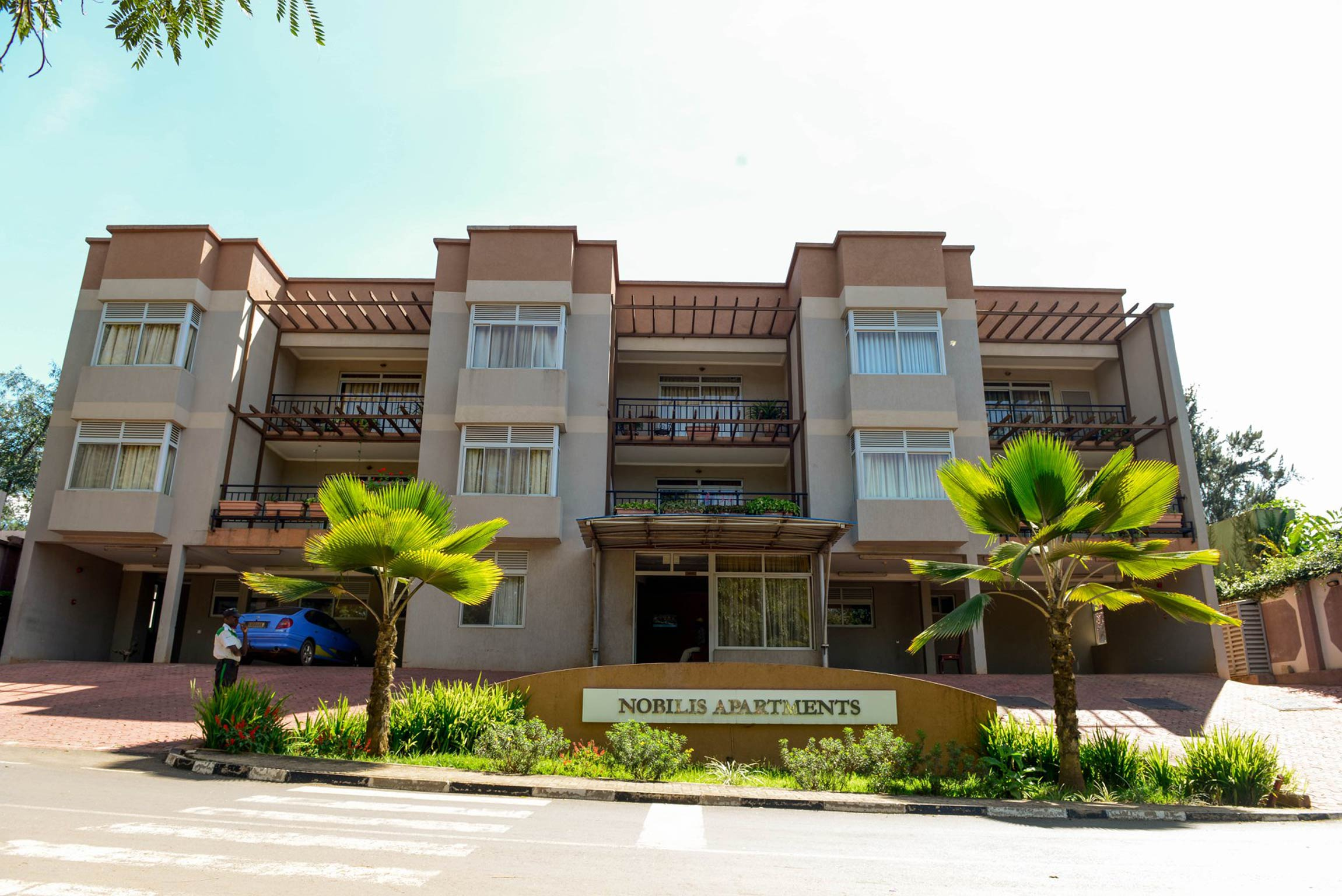 Visit Kigali and have a wonderfully stay at Nobilis Senior Suite