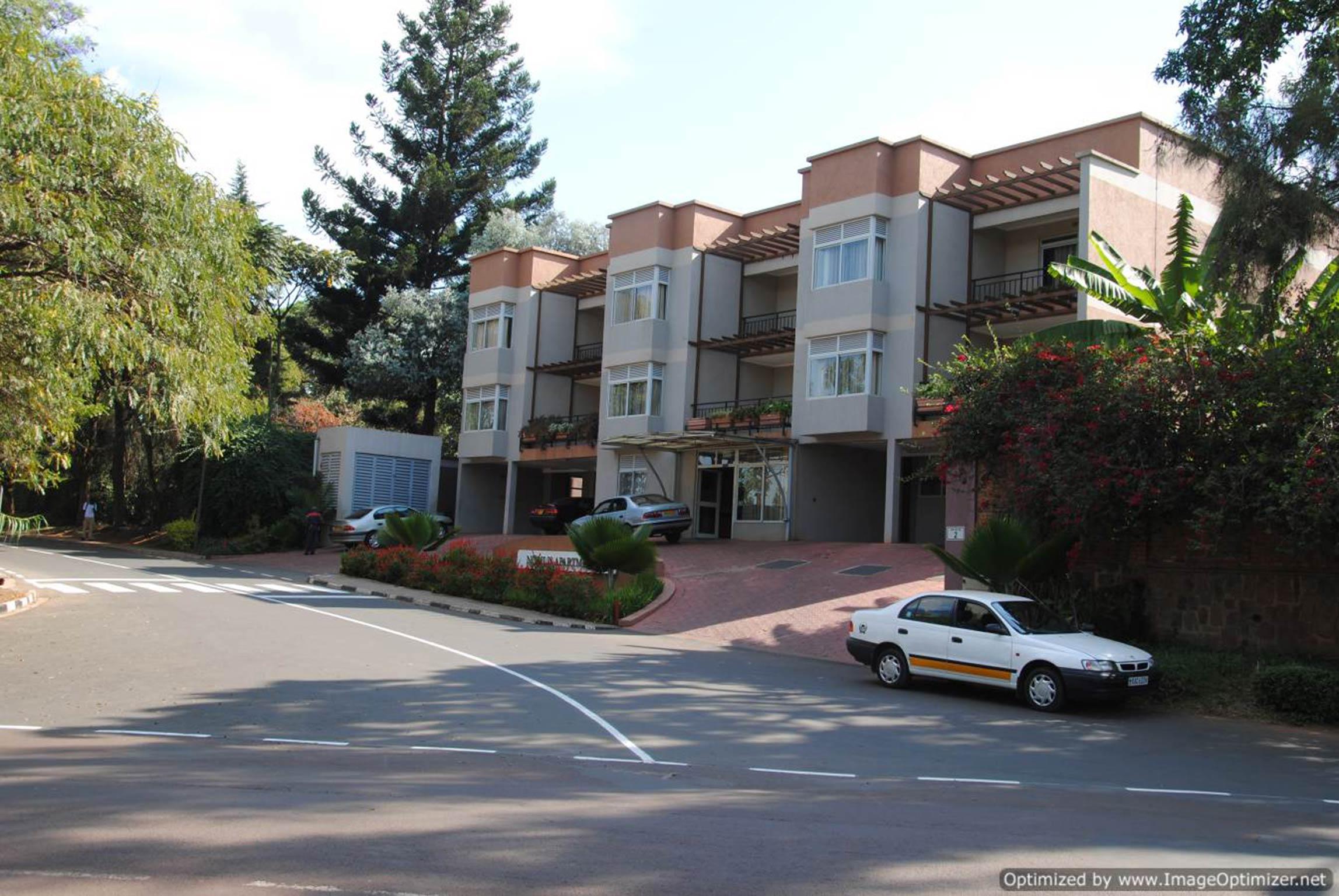 Das Nobilis Doppelzimmer ist eine wunderbare Wahl fur Paare, die Kigali besuchen mochten