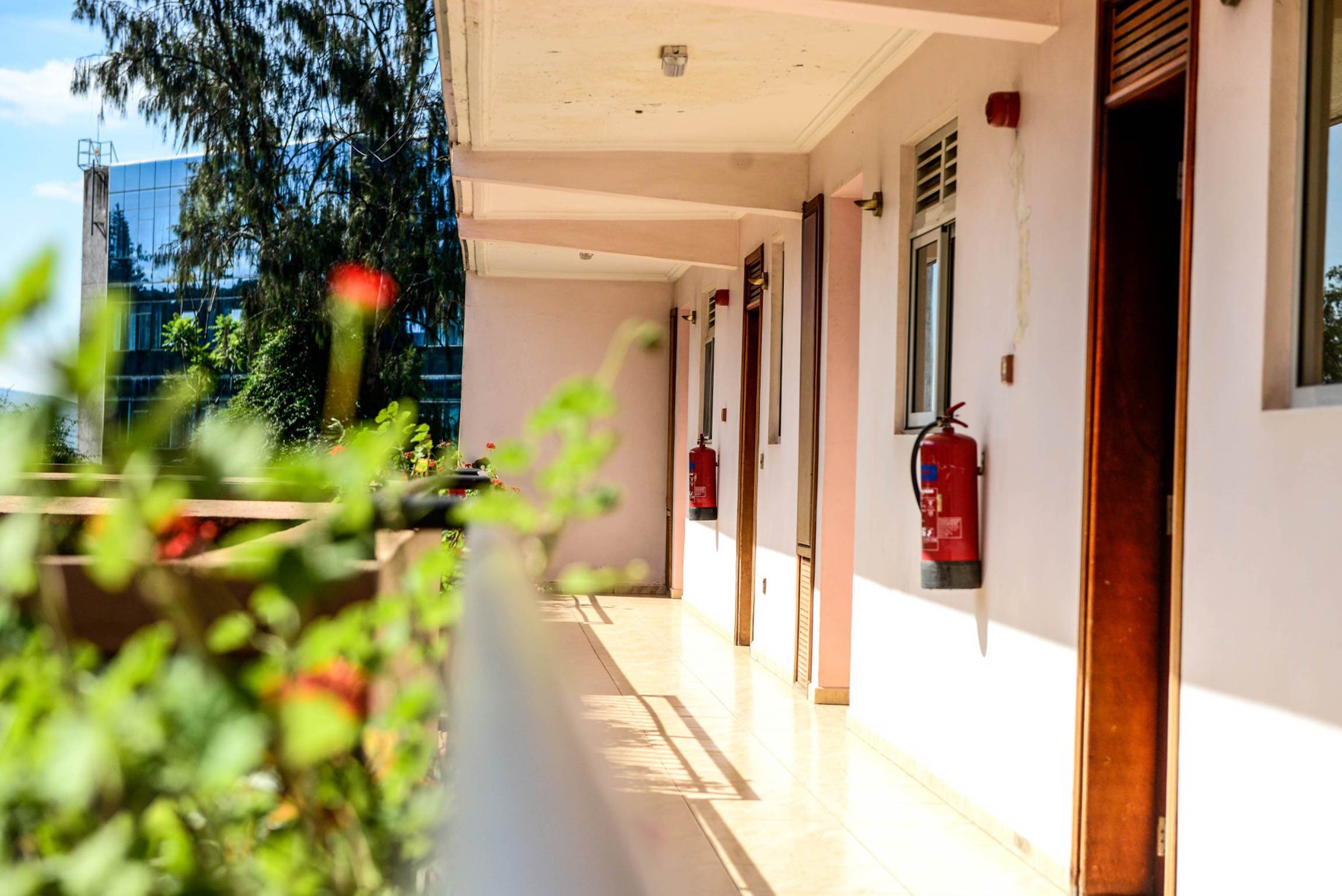 When visiting Kigali Double Room is a great choice for your vacation