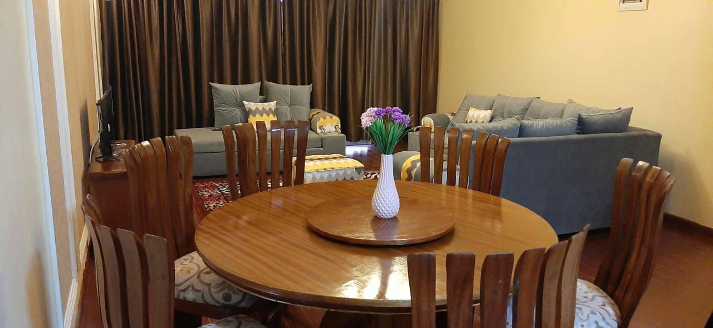 Executive und geraumiges 4-Zimmer-Haus in Kilimani Ferienwohnung in Kenia