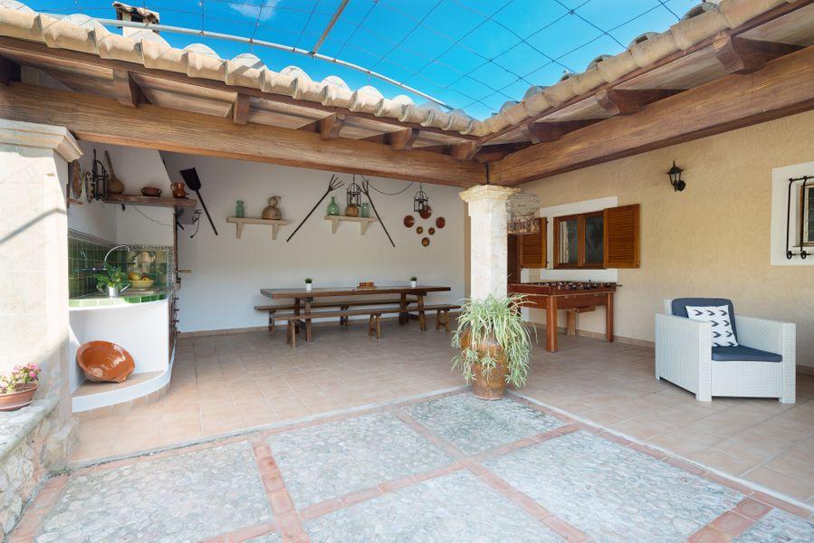 Villa La sorteta de Cuxach