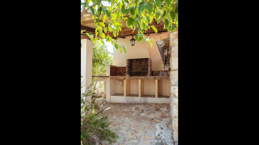 Villa Ses Rotes with pool in Mallorca