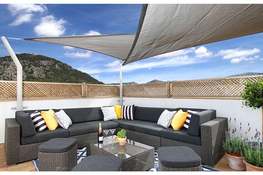 Casa Hugo en Pollensa, Mallorca