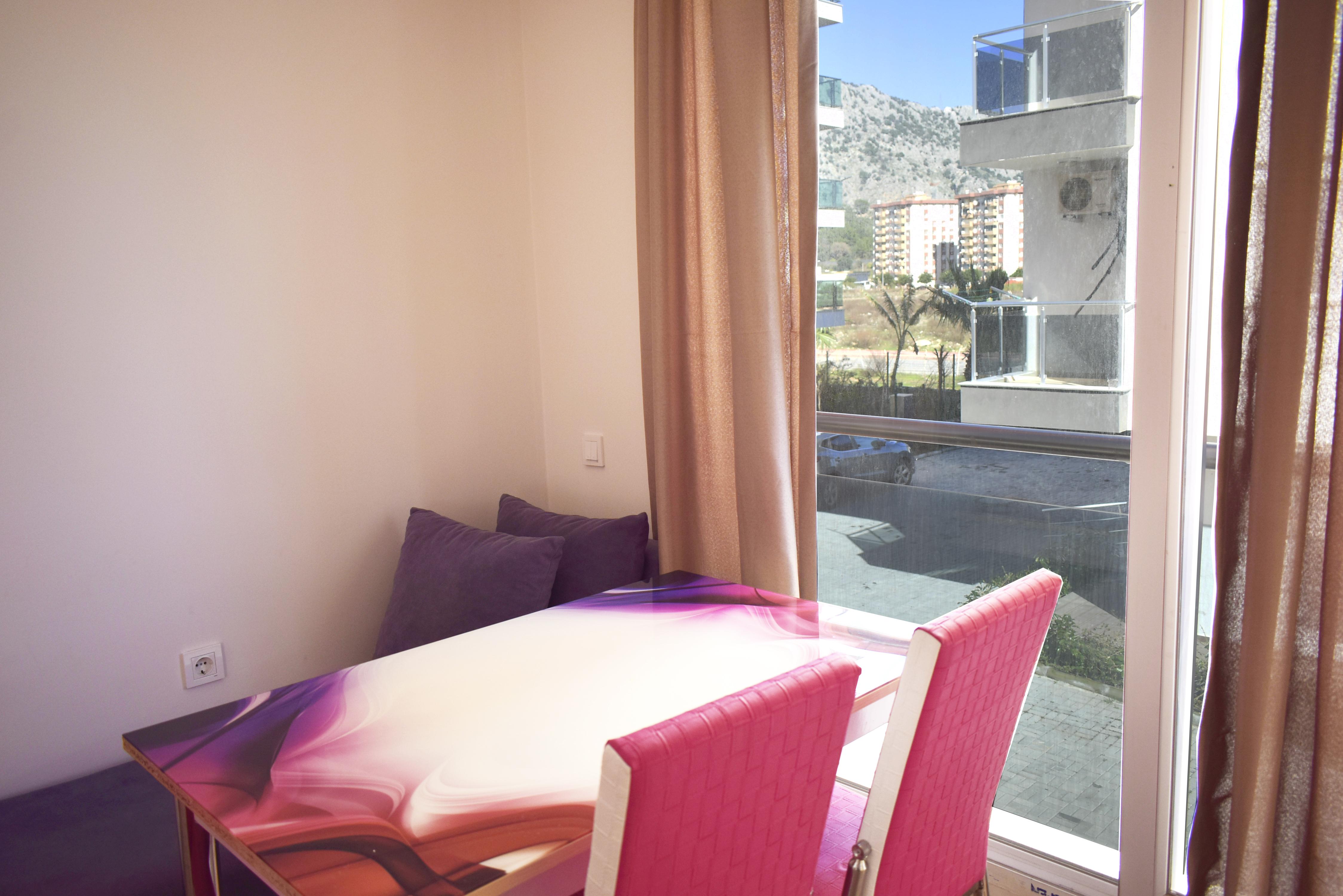Ferienwohnung Gemtliche 2 Schlafzimmer mit Blick auf die Berge Gratis Wifi (2782156), Çakirlar, , Mittelmeerregion, Türkei, Bild 4
