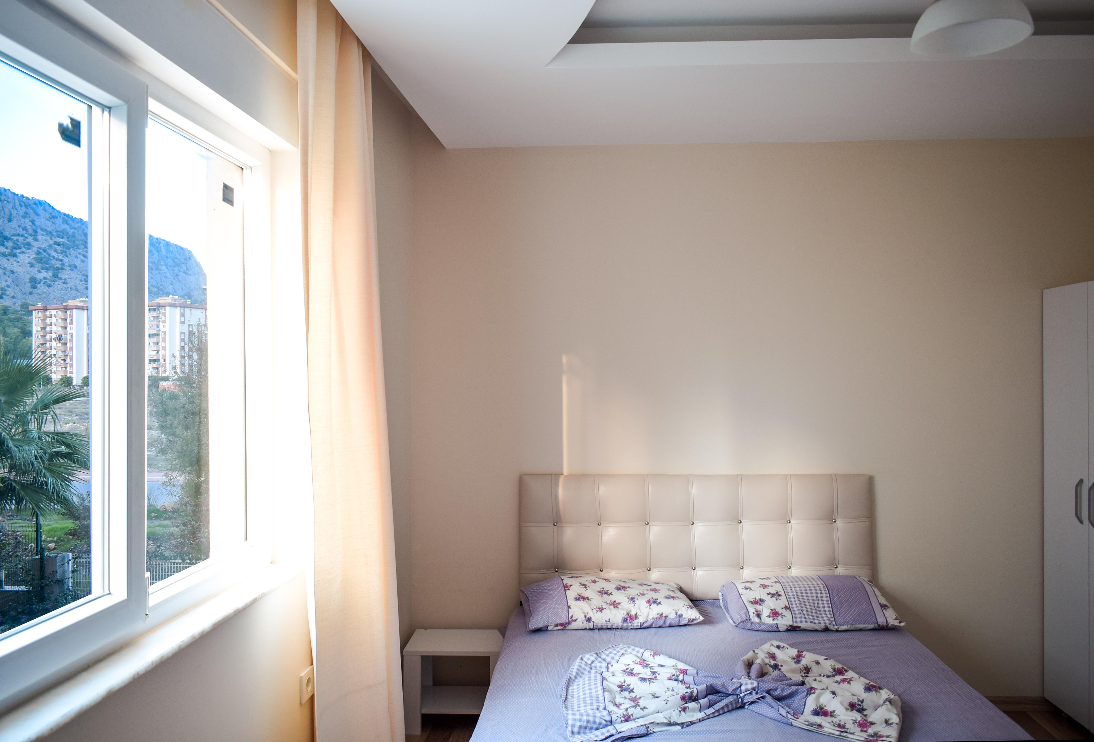 Ferienwohnung Gerumige 2 Schlafzimmer fr 5 Personen mit Blick auf die Berge Gratis Wifi (2782160), Çakirlar, , Mittelmeerregion, Türkei, Bild 9