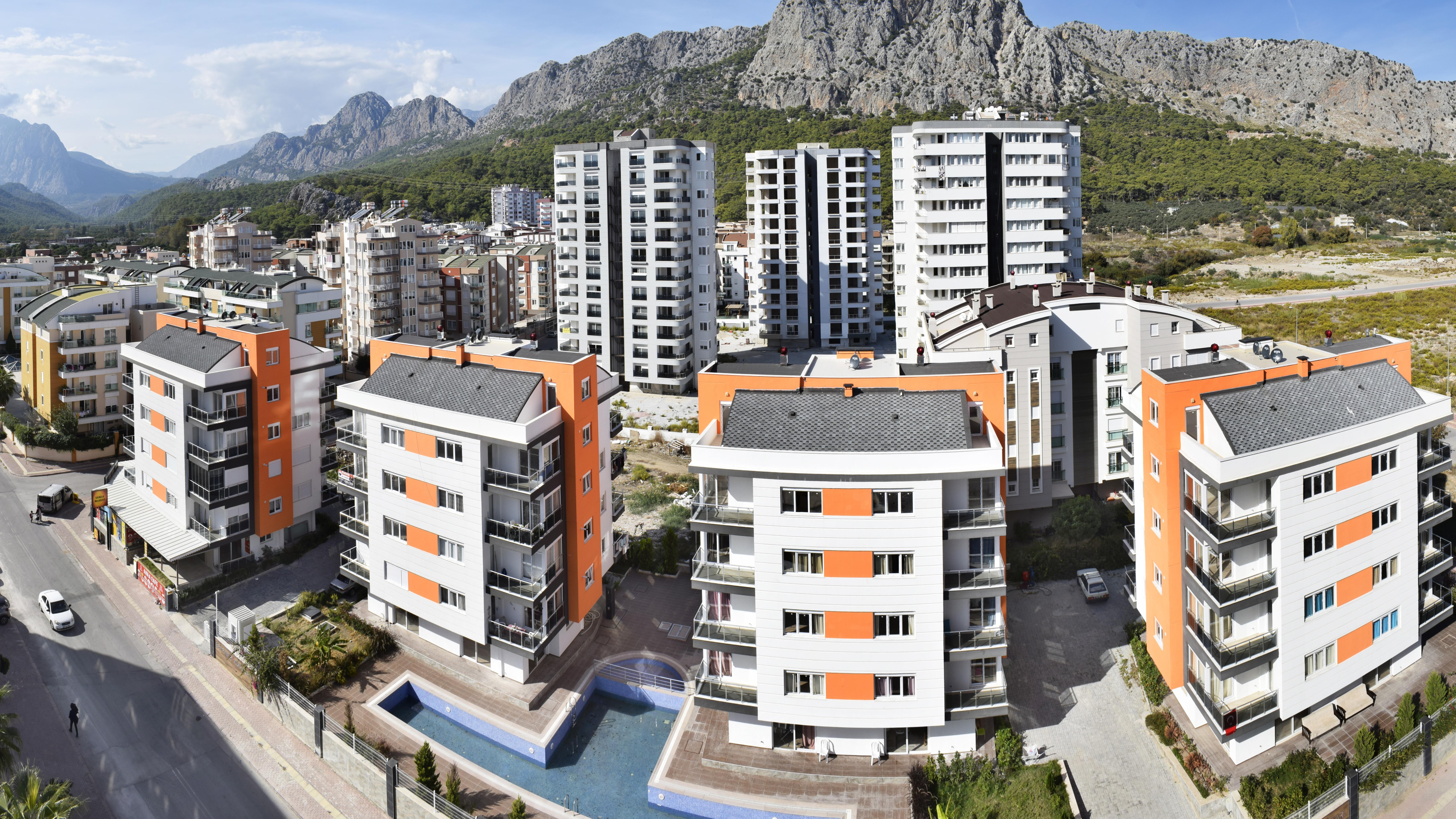Ferienwohnung Gerumige 2 Schlafzimmer fr 5 mit Blick auf die Berge Gratis Wifi (2782161), Çakirlar, , Mittelmeerregion, Türkei, Bild 17