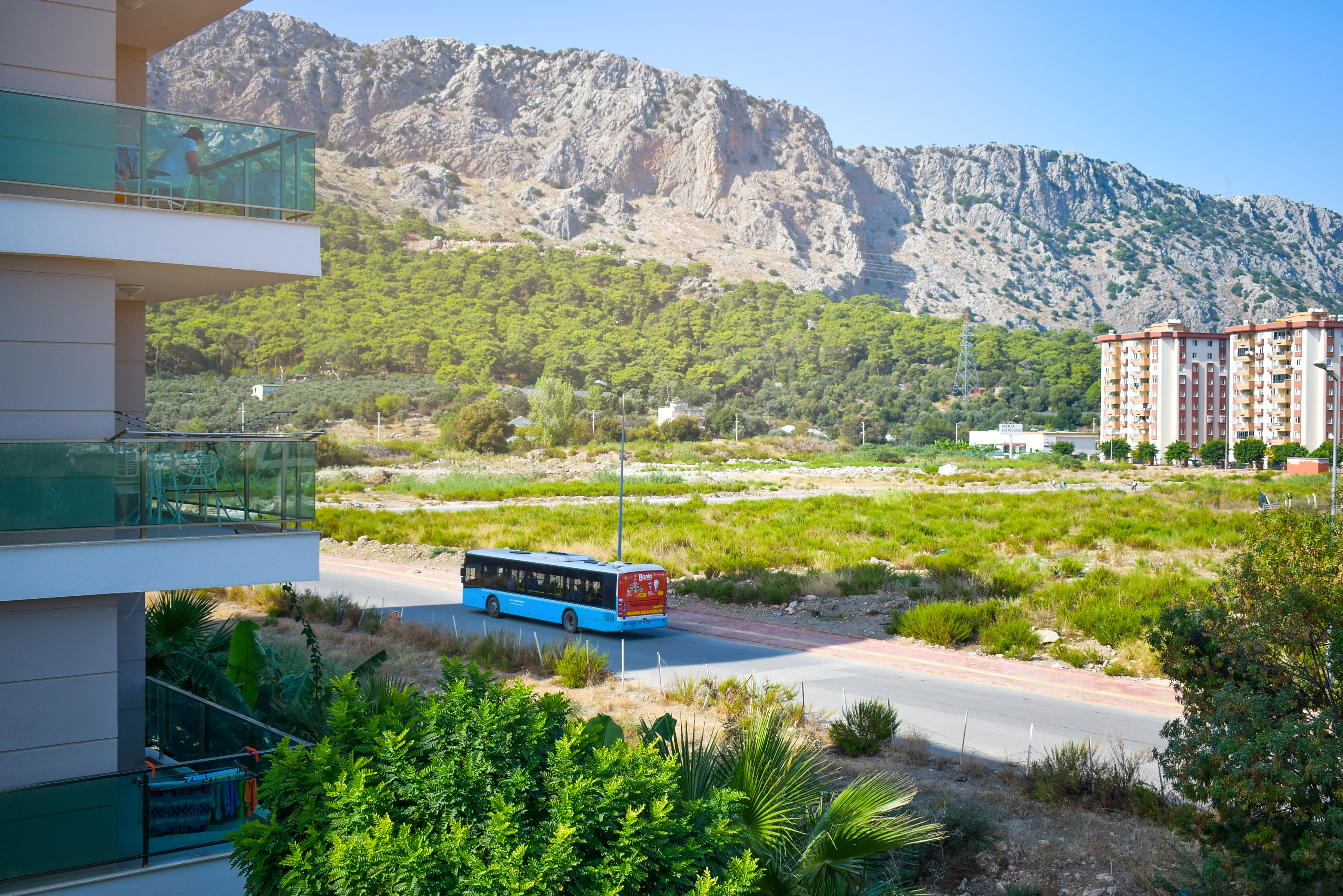 Ferienwohnung Gerumige 2 Schlafzimmer fr 5 mit Blick auf die Berge Gratis Wifi (2782161), Çakirlar, , Mittelmeerregion, Türkei, Bild 7
