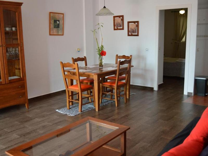 Ground floor apt facing the nudist beach, with private patio & East orientation
