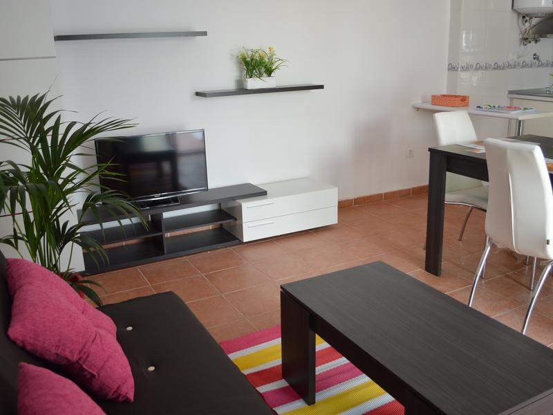 Ground floor apartment with kitchenette, private patio, west facing