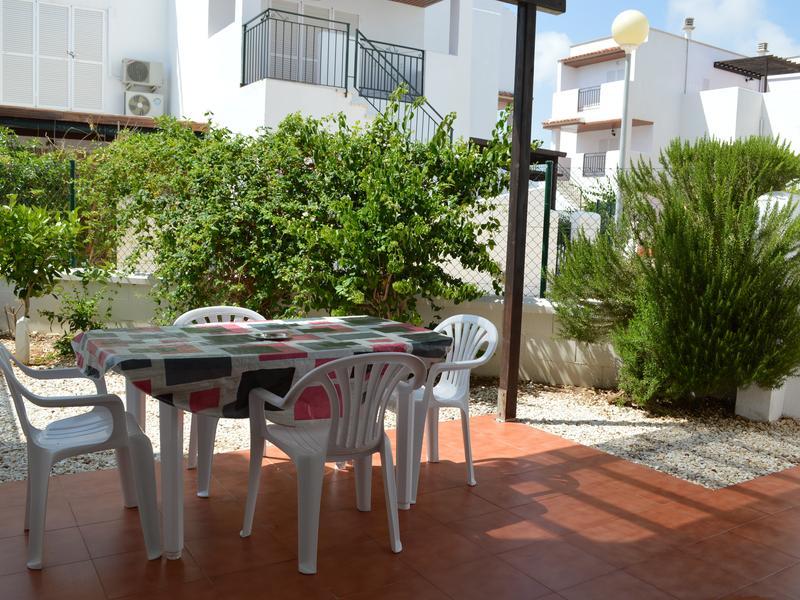 Ground floor apt in Vera Playa, private patio, South facing
