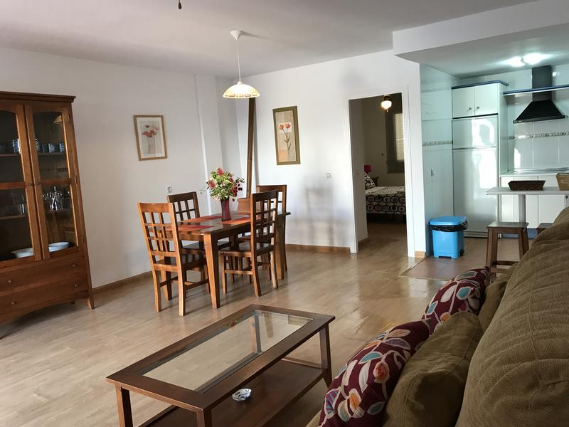 Apt G floor facing the nudist beach, with private patio and East orientation