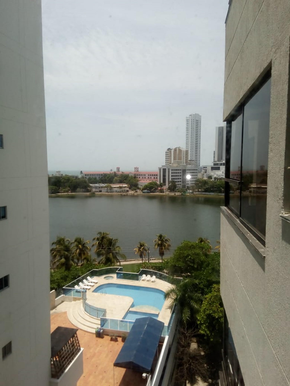 Wohnung in Cartagena vor dem Meer E8at