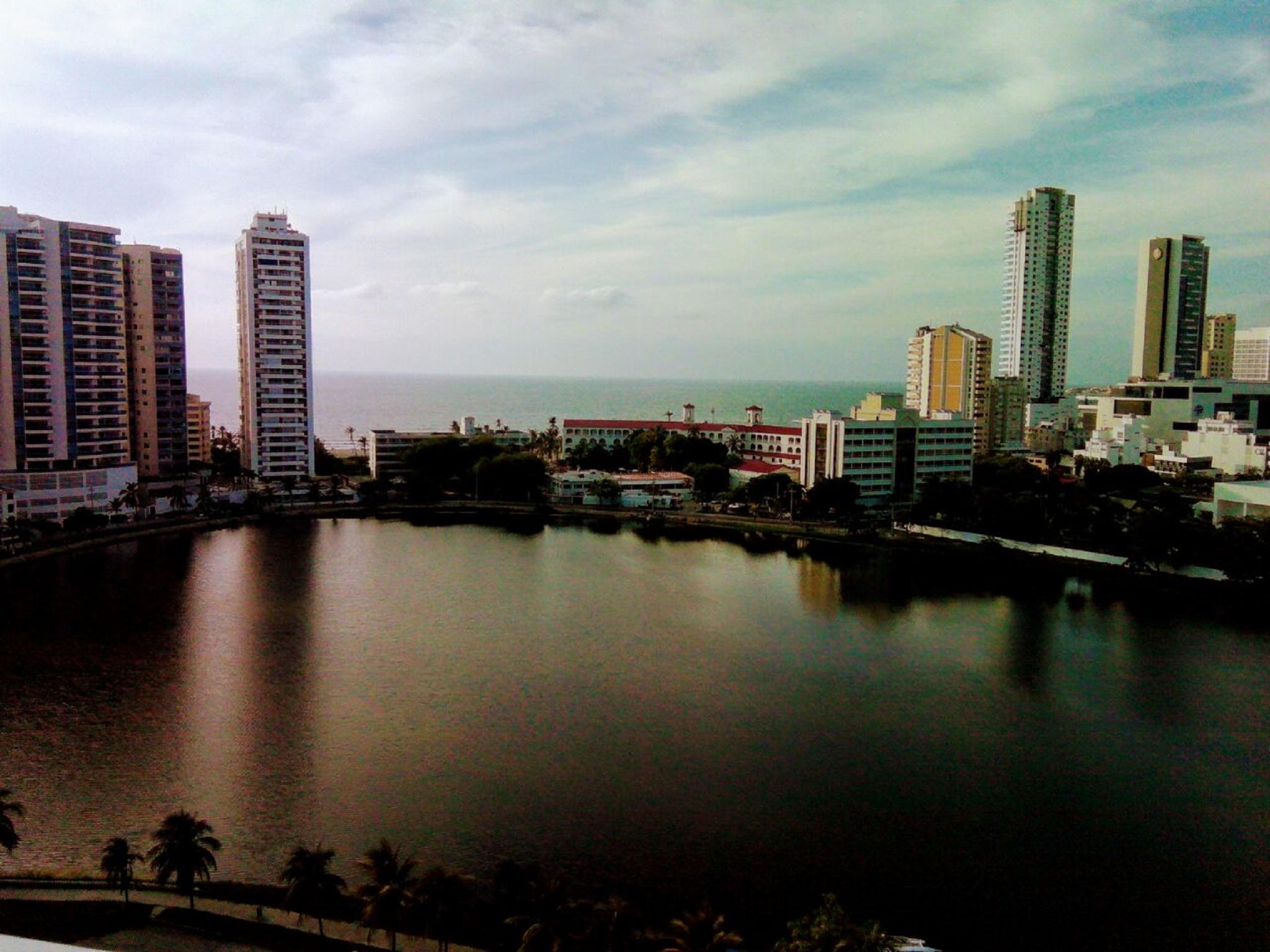 Wohnung in Cartagena direkt am Meer E12c-3