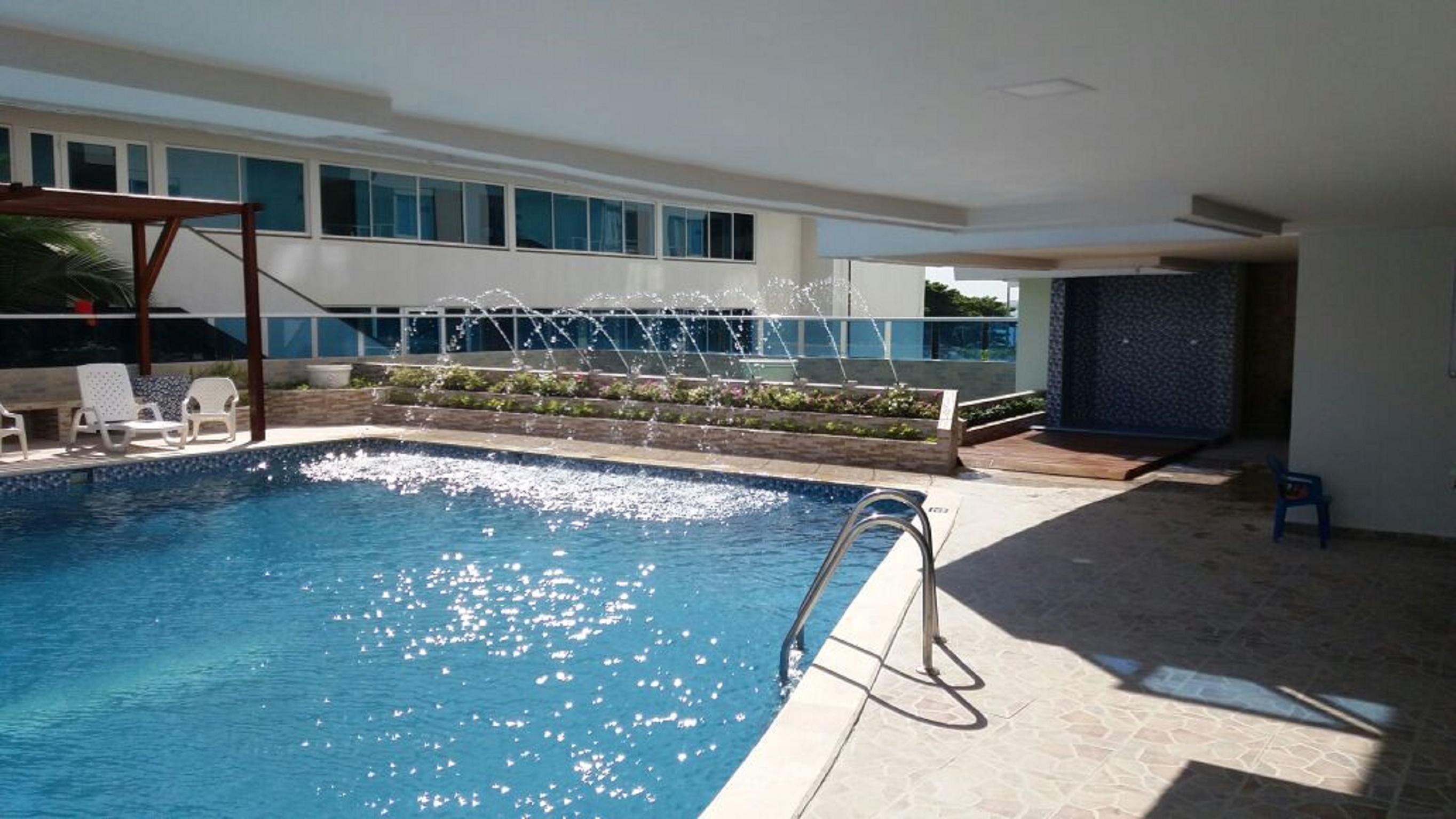 Wohnung in Cartagena direkt am Meer E11c