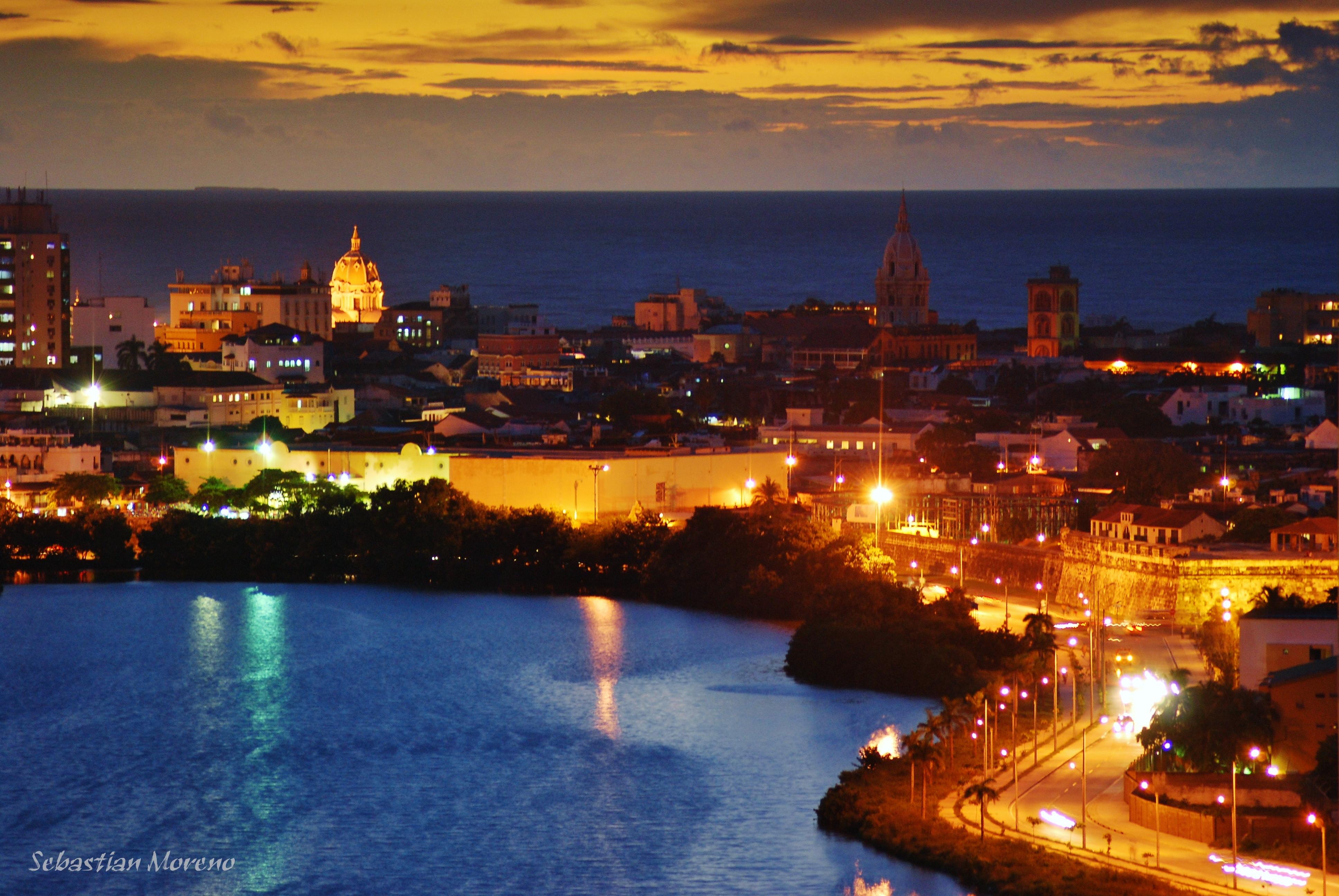Wohnung in Cartagena direkt am Meer E19c2