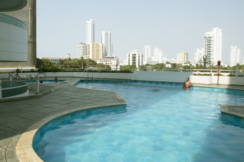 Wohnung in Cartagena Ocean Front 2tl14 Mit Klimaanlage und Wifi