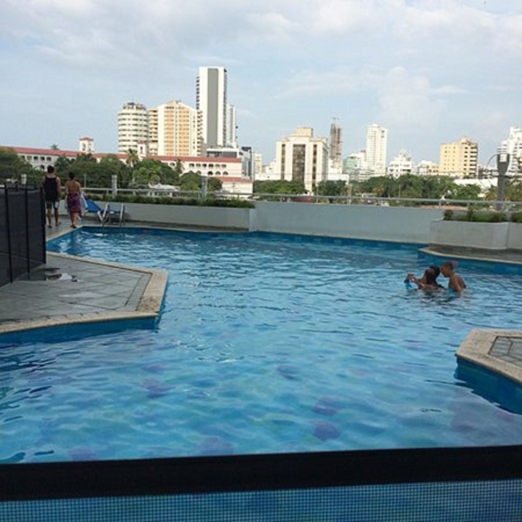 Wohnung in Cartagena Ocean Front 2tl3 pro Tag Klimaanlage und Wifi