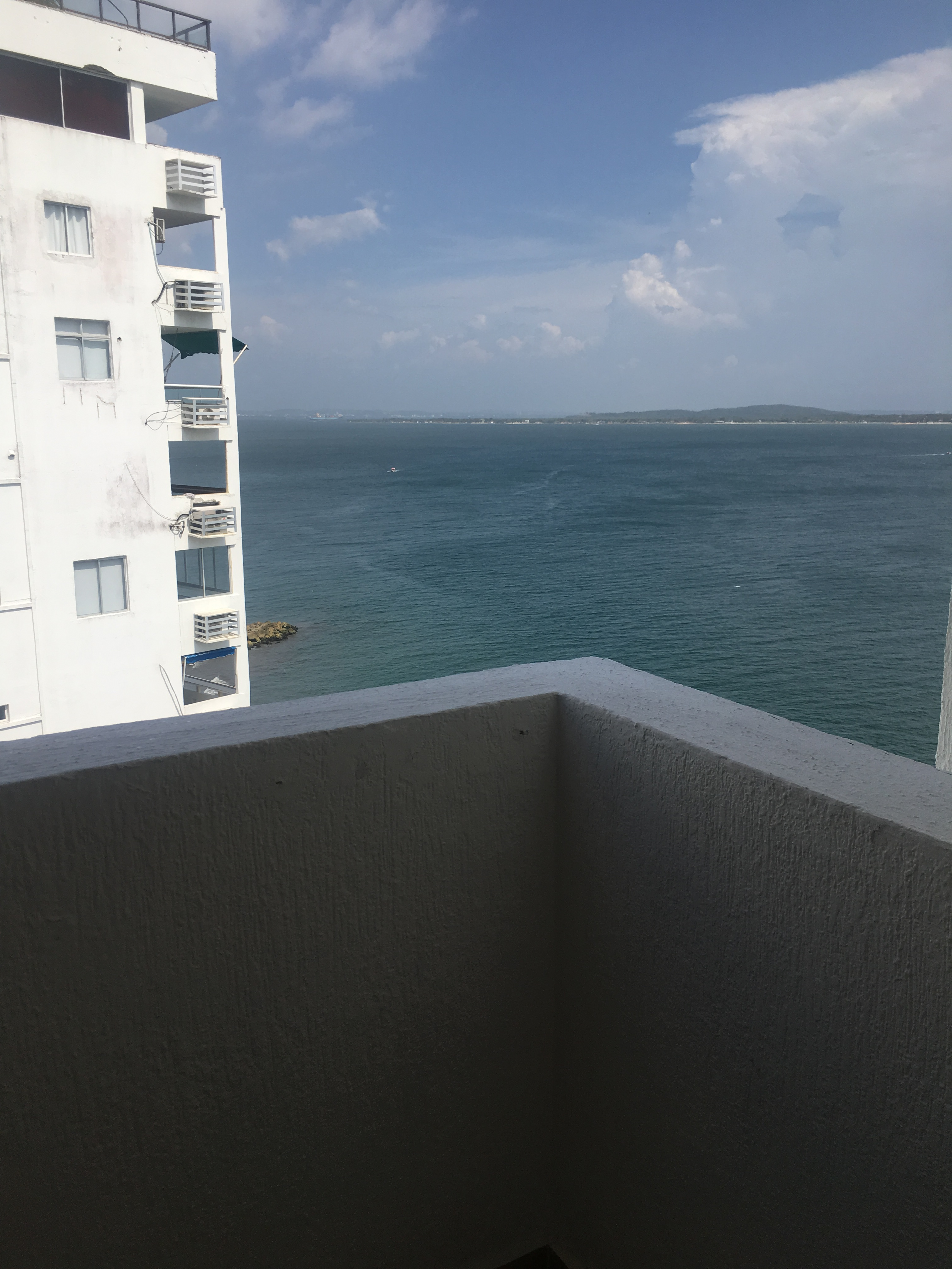 Wohnung in Cartagena Beachfront 2cr10 pro Tag Klimaanlage und Wifi