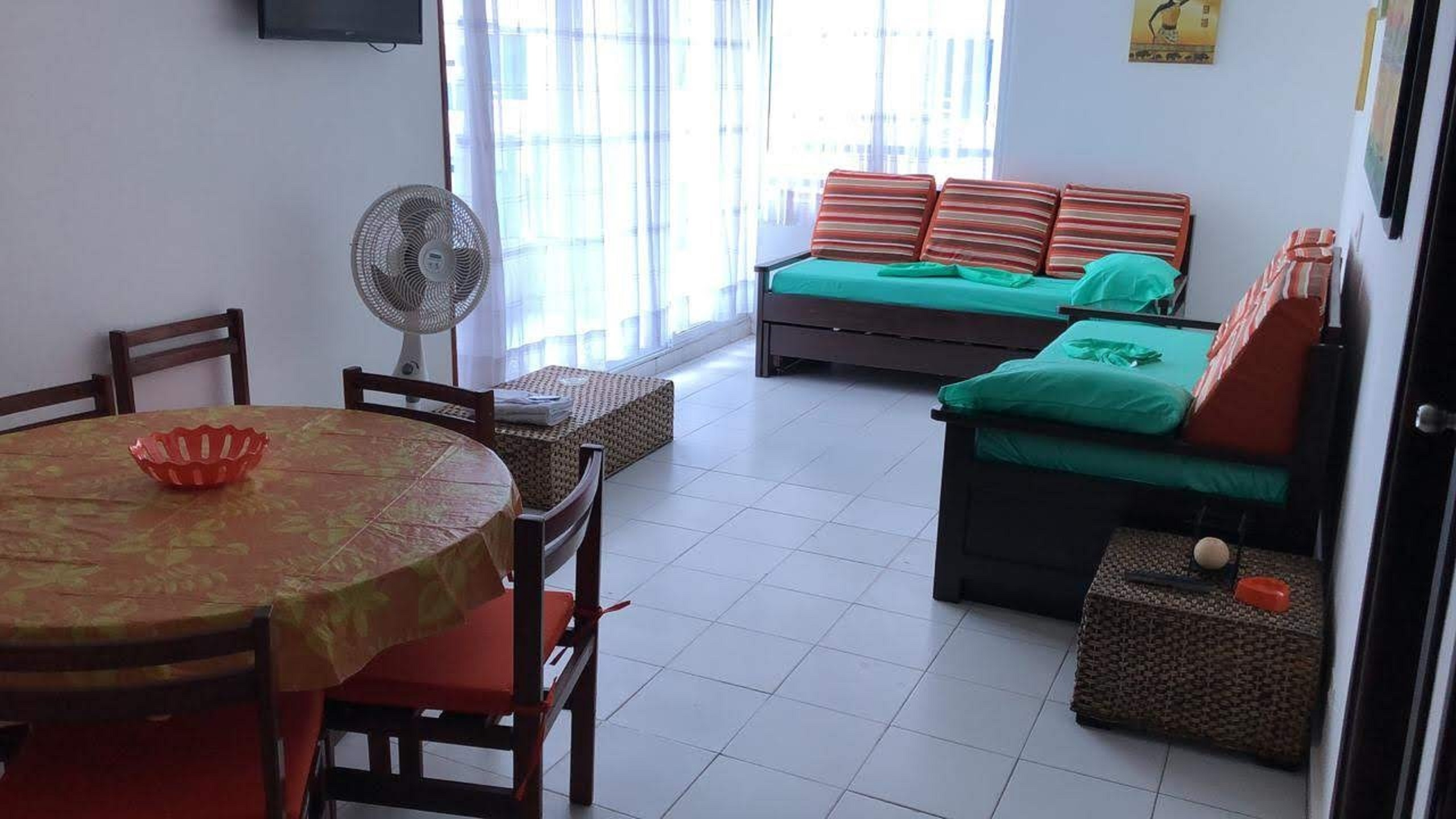 Wohnung in Cartagena Ocean Front 1c8-5