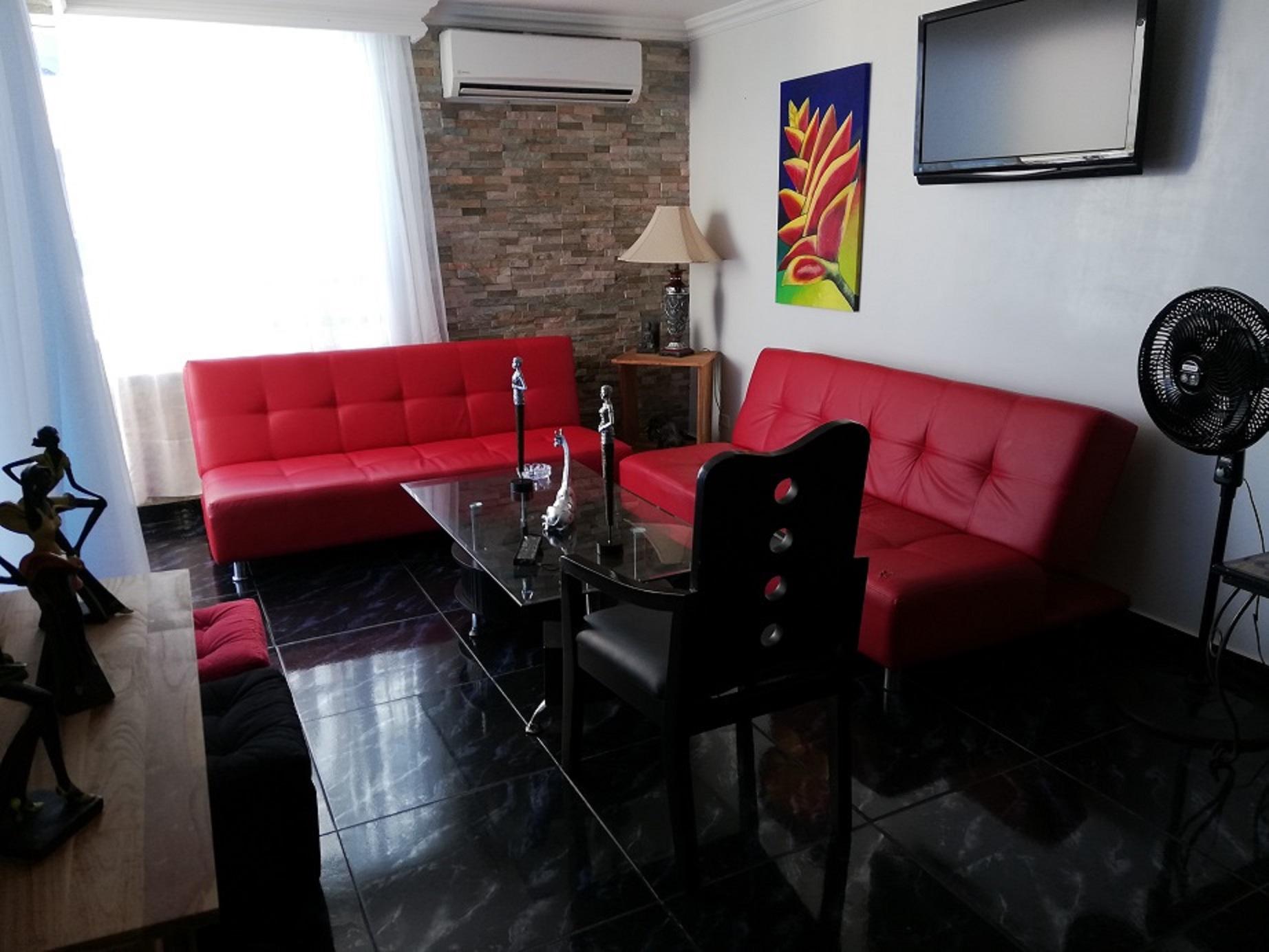 Wohnung in Cartagena Ocean Front 1C17-4