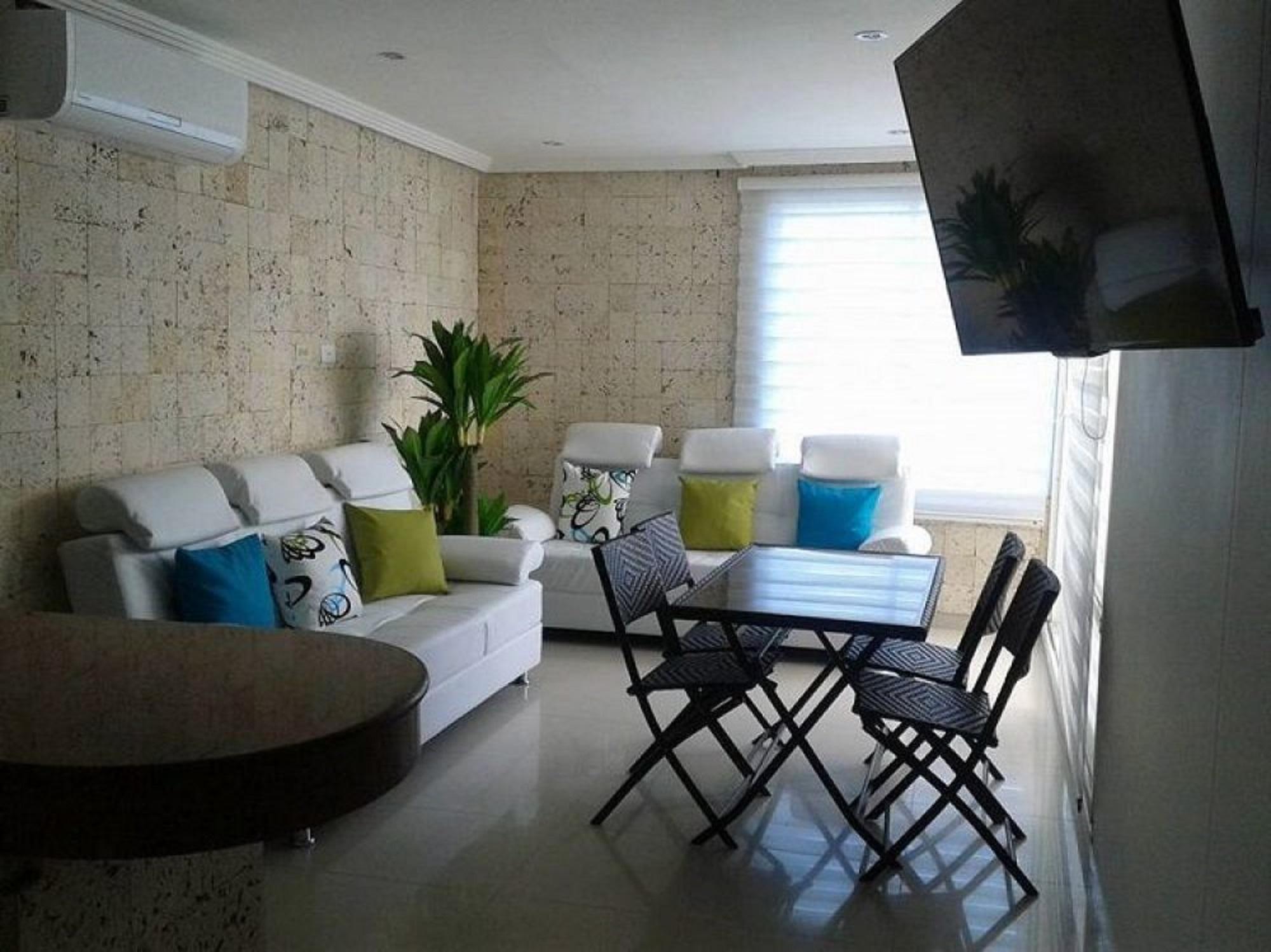 Wohnung in Cartagena direkt am Meer 1C12-4