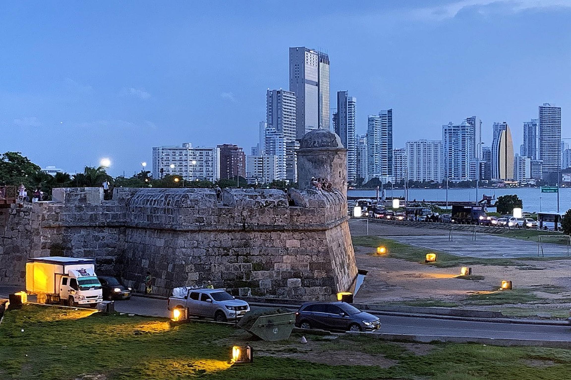 Studie in der Altstadt von Cartagena E3m2 mit Klimaanlage und Wifi