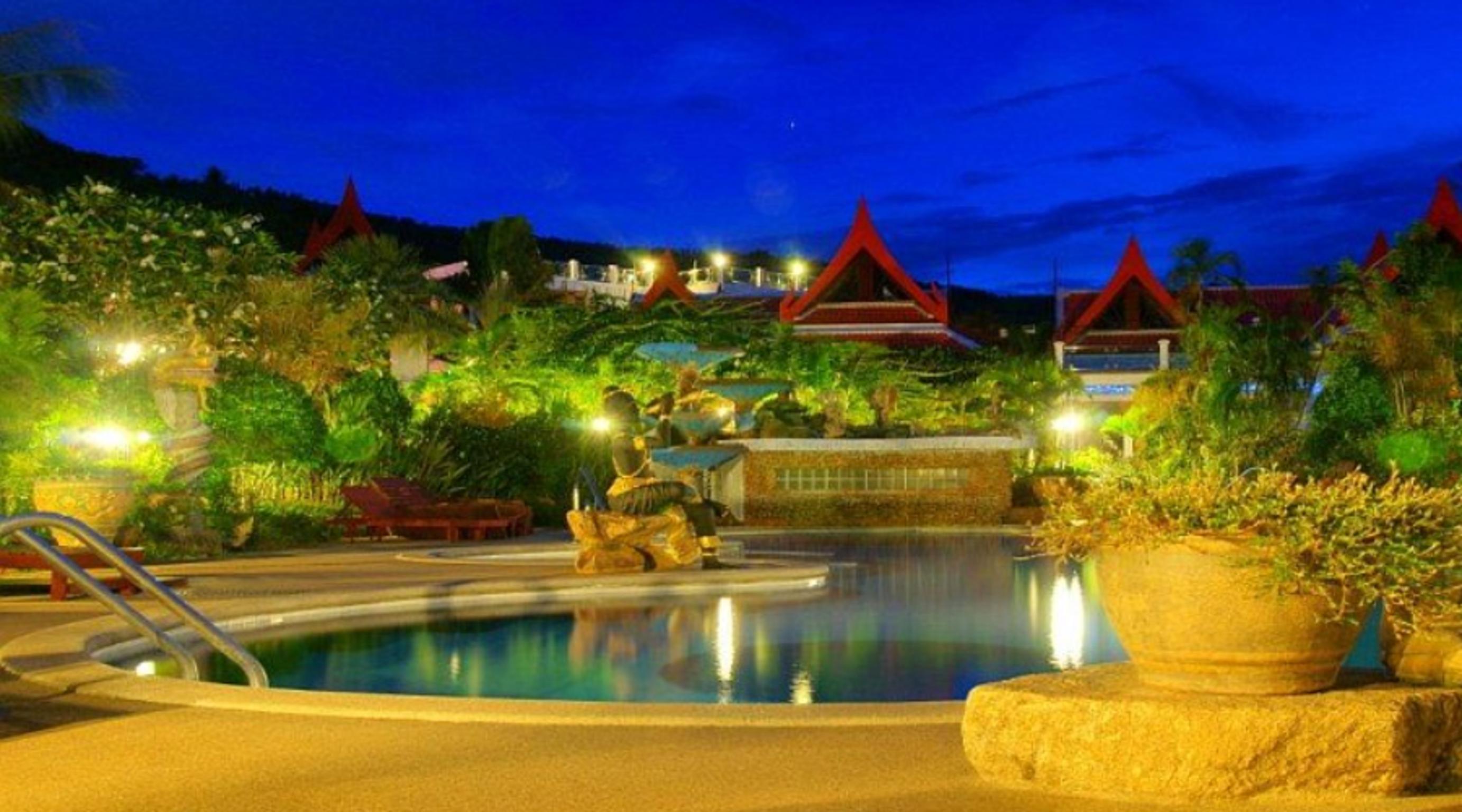 Royal Living Koh Samui - authentische, serviceorie Villa in Thailand